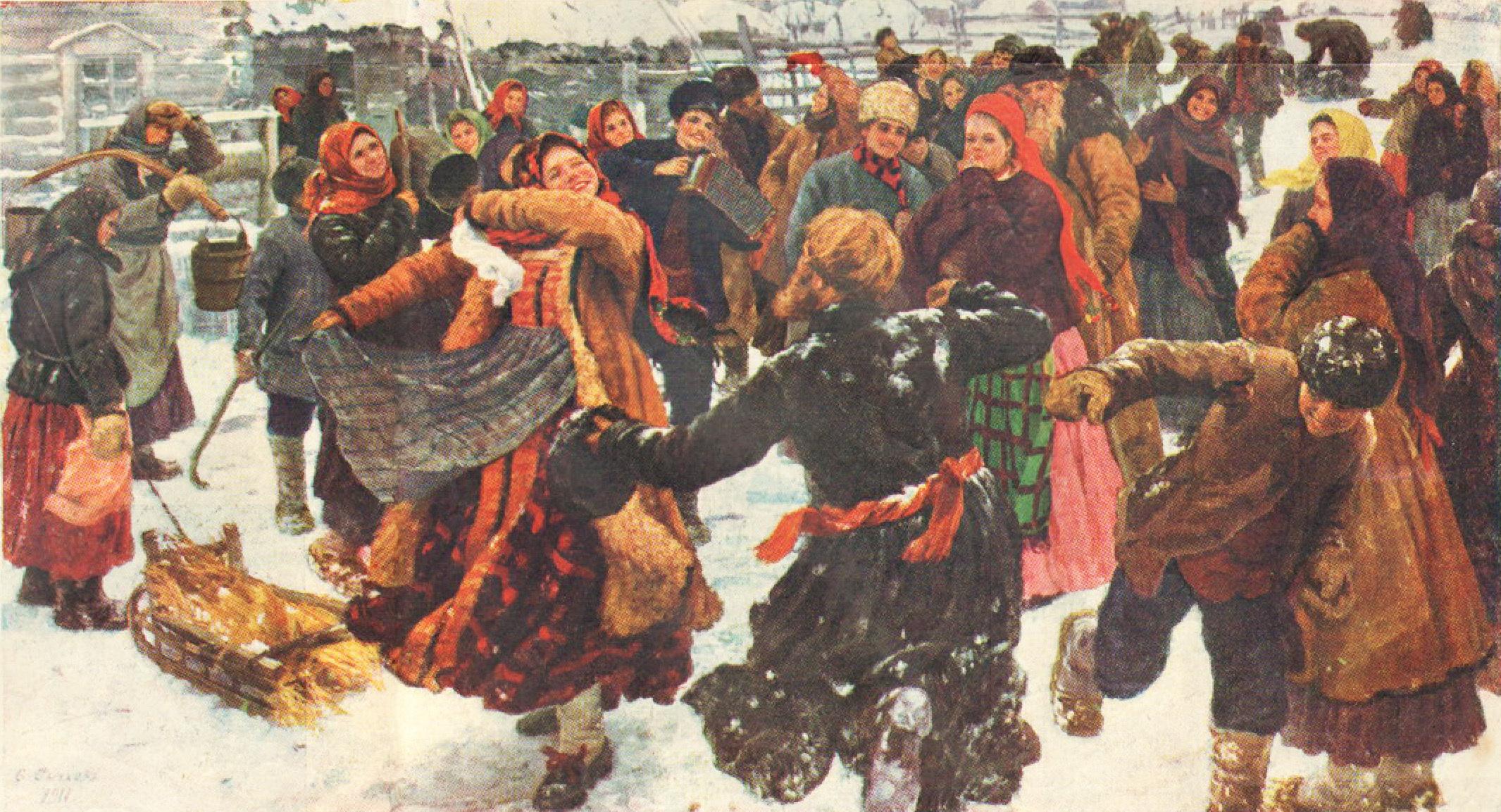 частушки русские народные для юбилея