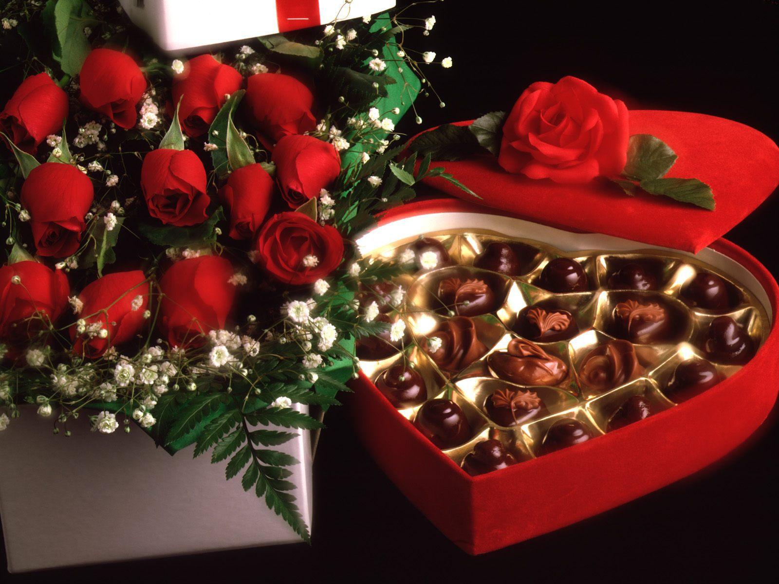 Подарки для девушек на день валентина