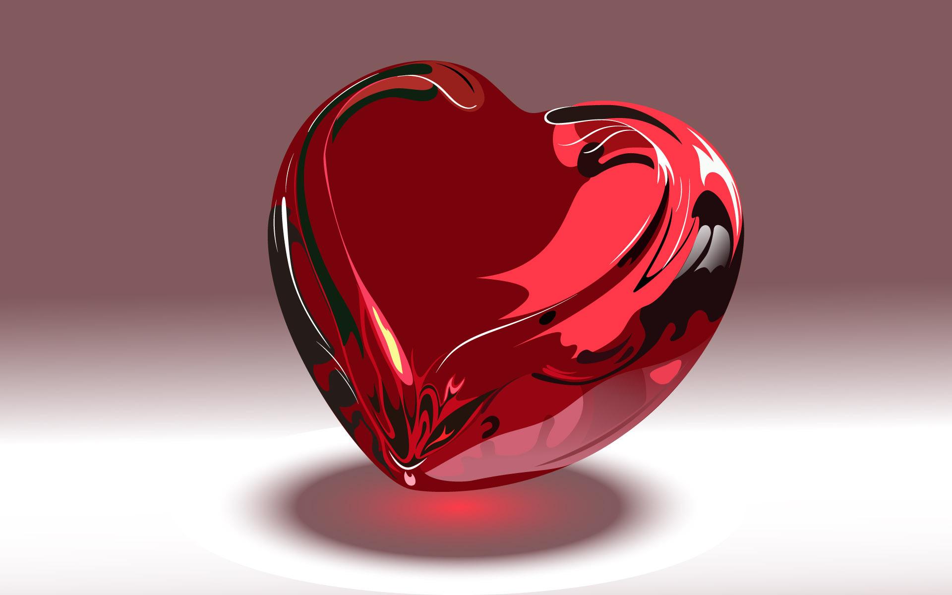 Картинки красивое сердце