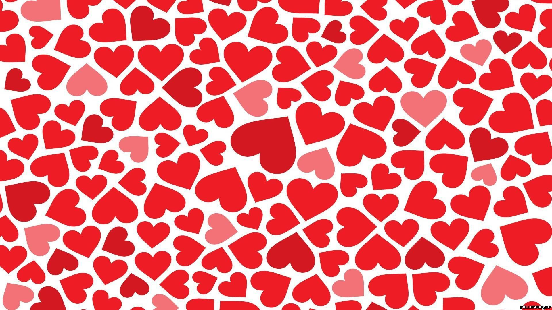 Картинка с сердечками на а4, картинки делать