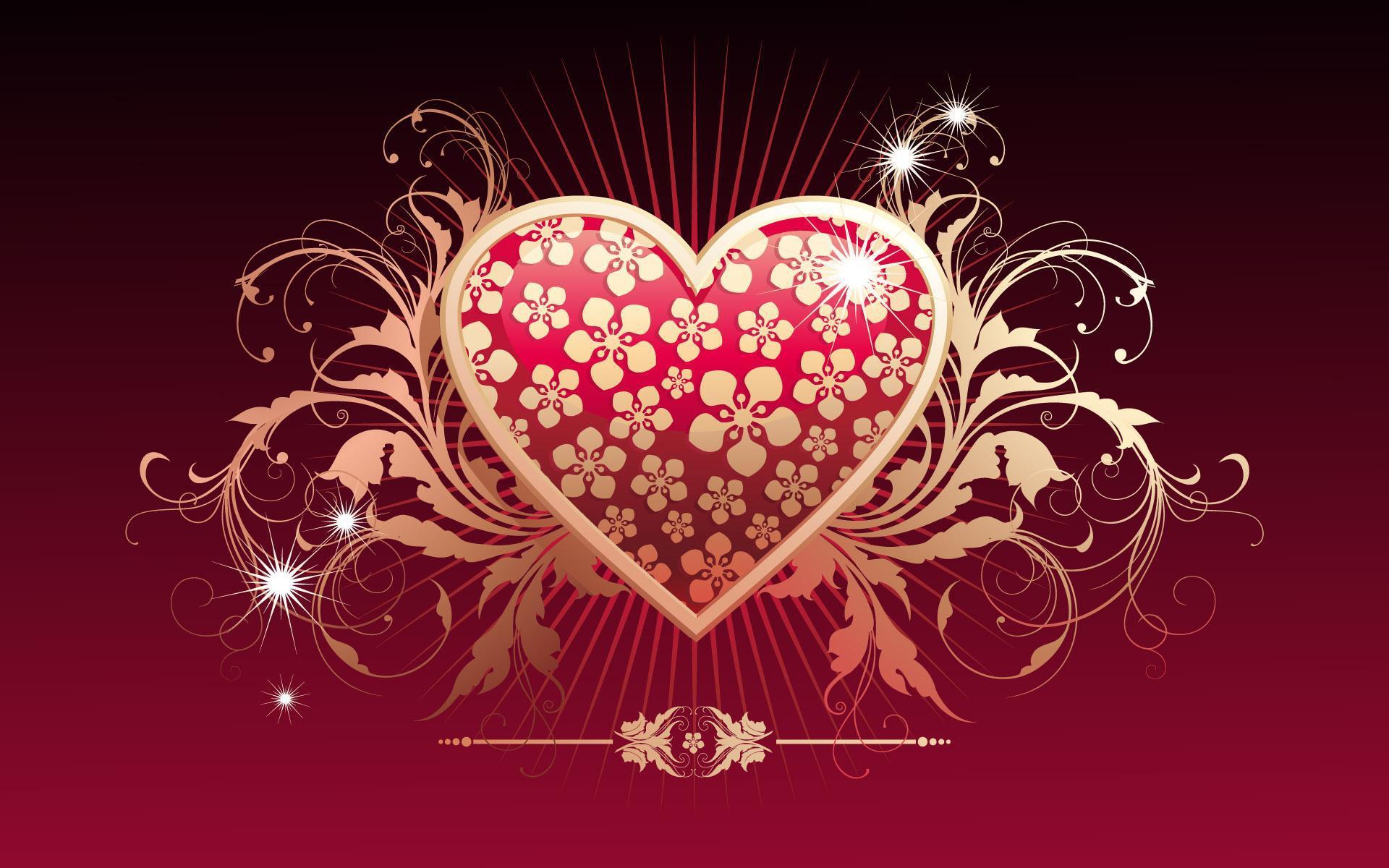 Сердце на день святого валентина картинки