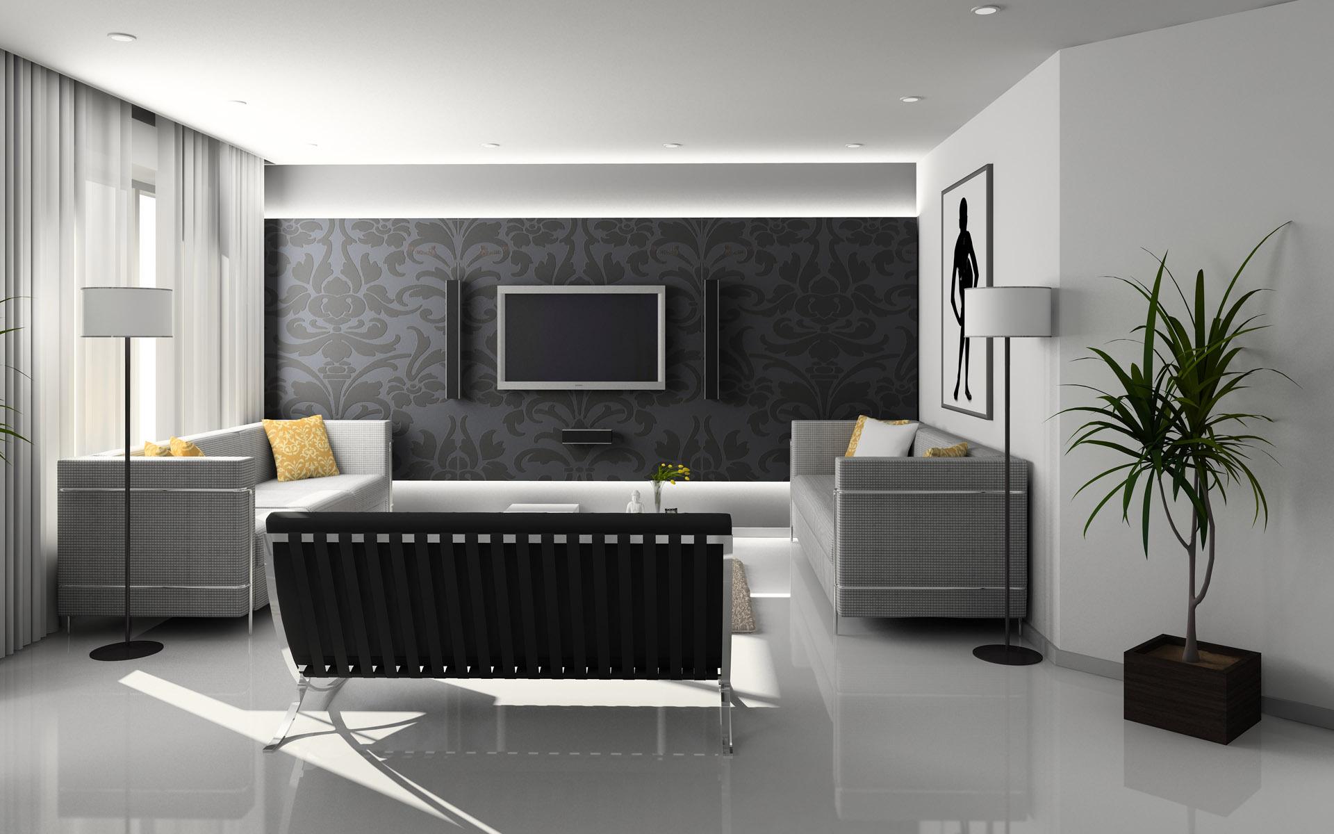 Stylish home theater