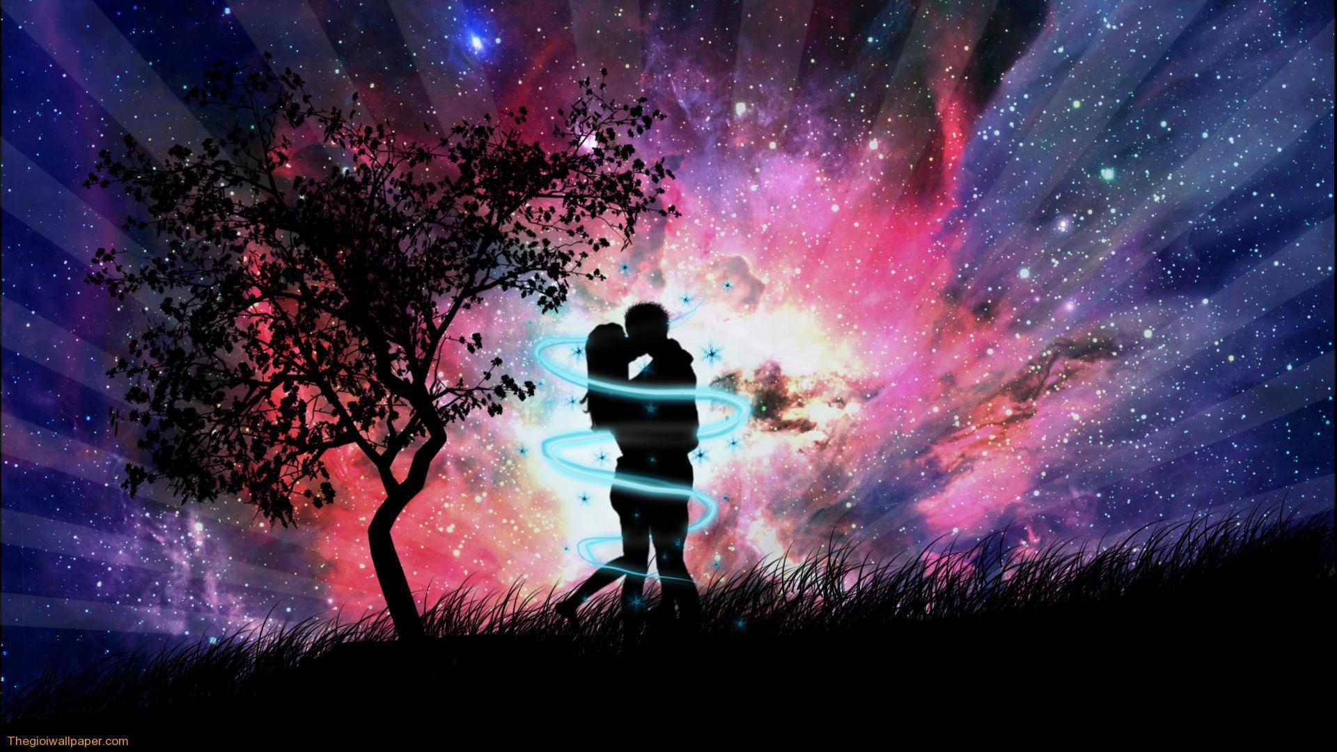 Картинки крутые любви, прогулка