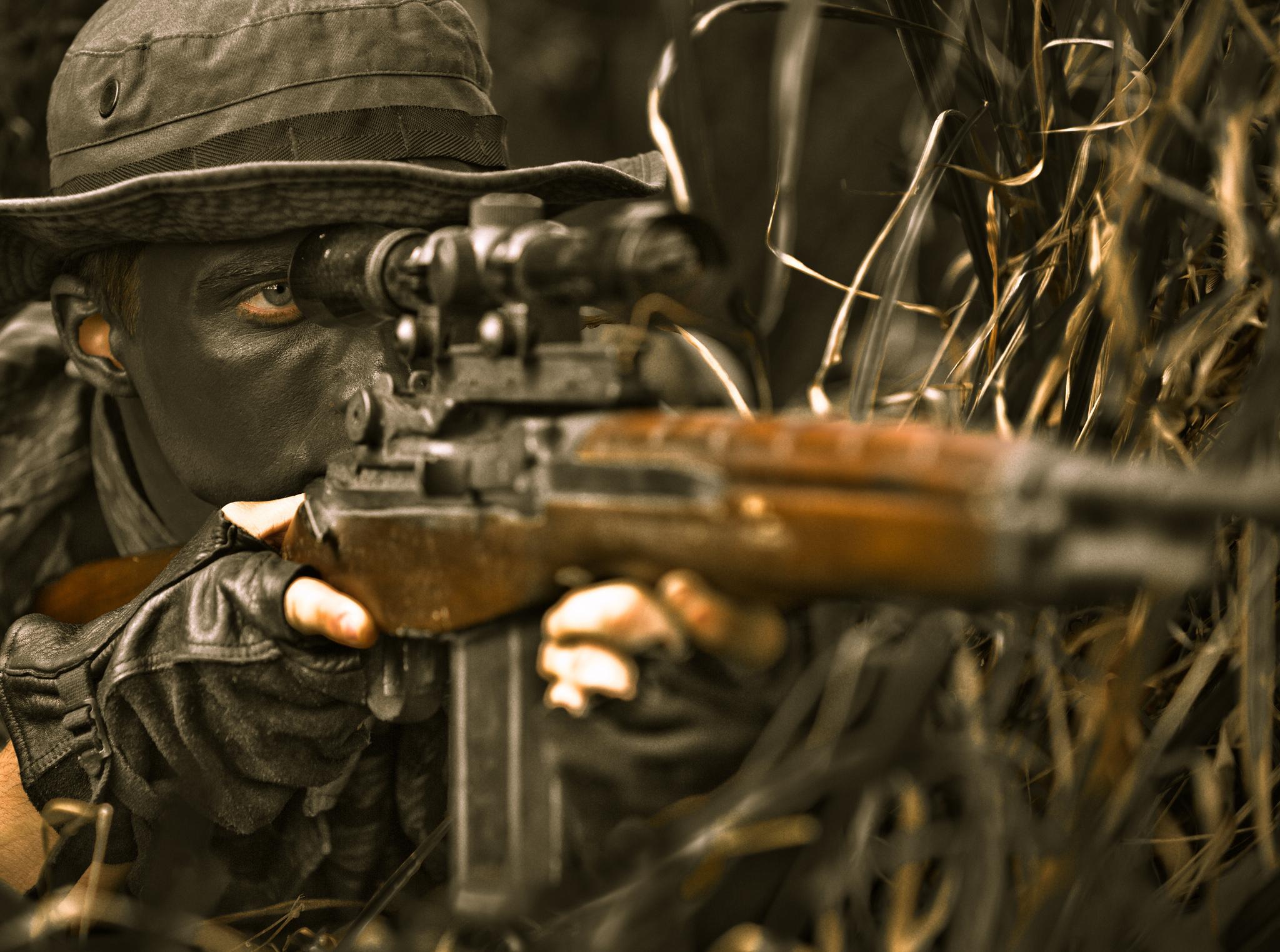 фото картинки из кф снайпер фанат