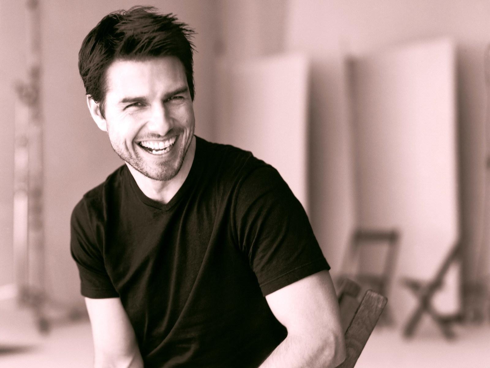 Movie actor Tom Cruise...