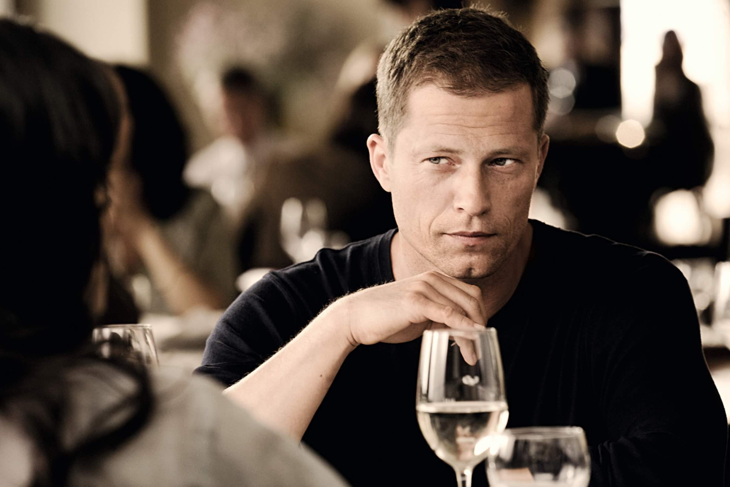 Movie star Til Schweig...