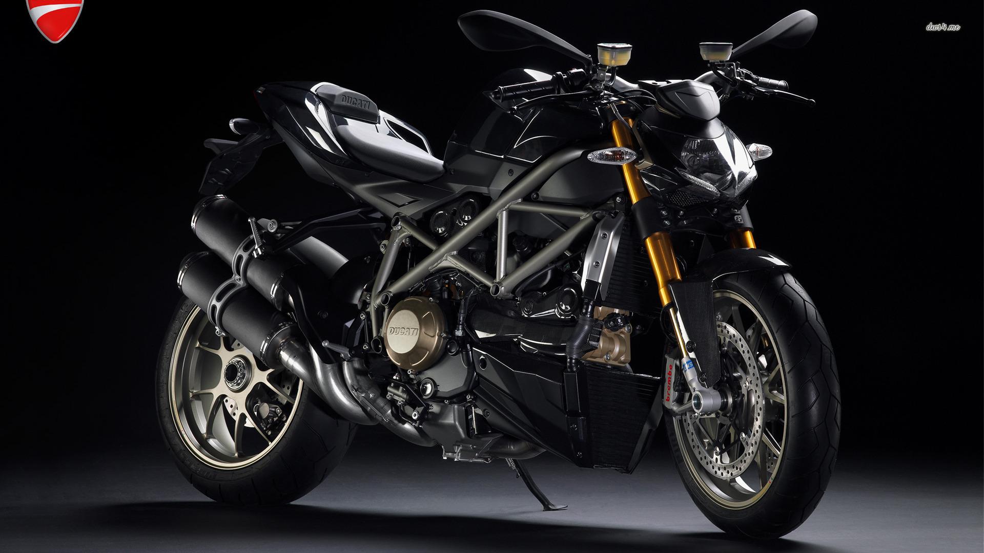 Beautiful Bike Ducati Streetfighter 848 Desktop Wallpapers 1600x900
