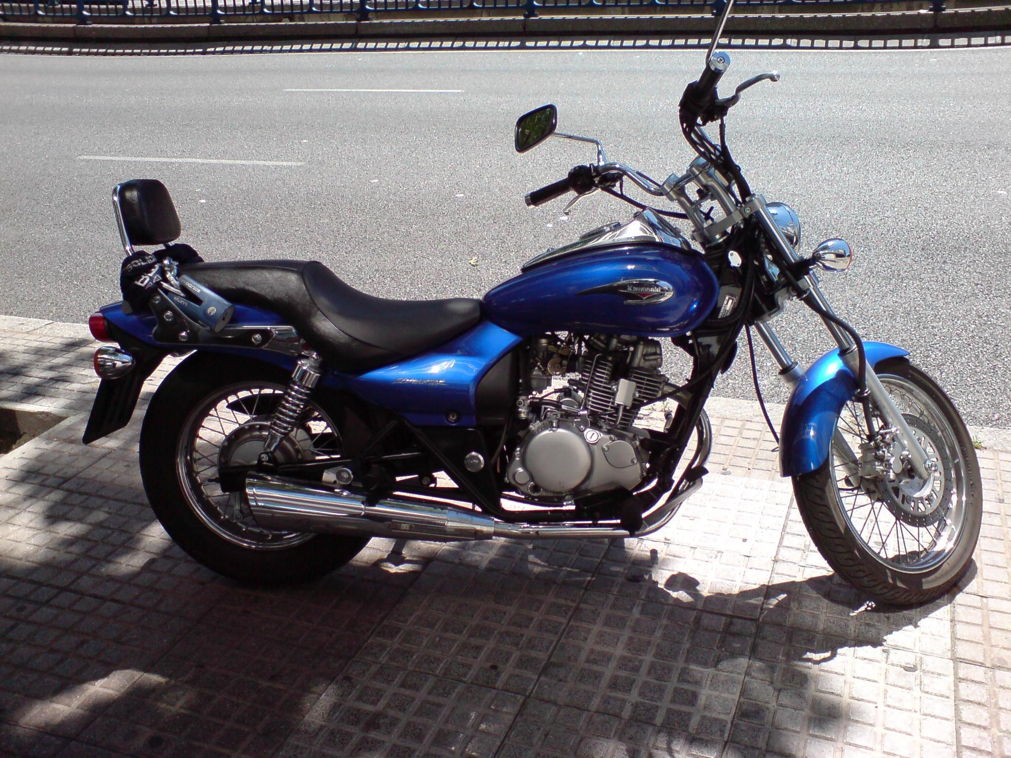 Beautiful Bike Suzuki Marauder 125 Wallpapers And Images