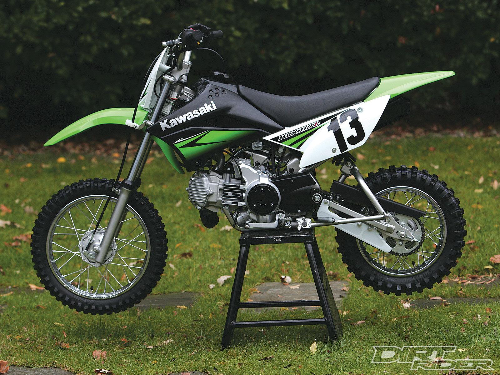 Bike Model Kawasaki KLX 125