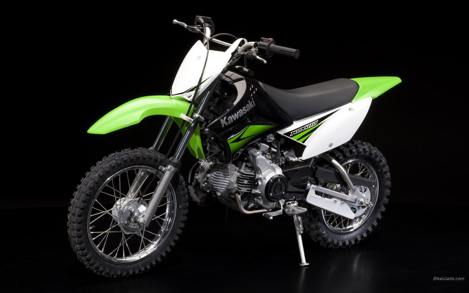 Incredible Motorcycle Kawasaki KLX 110