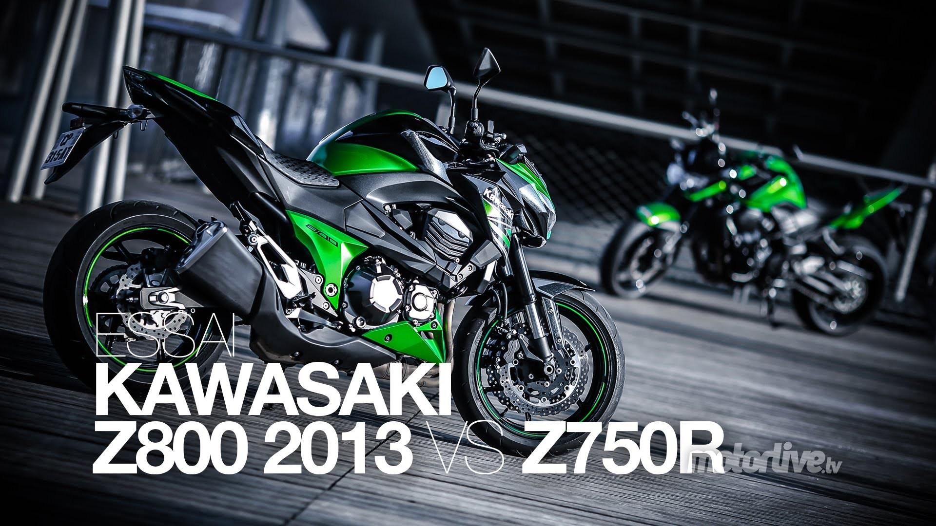 Обои Kawasaki, Мотоцикл, z800. Мотоциклы foto 10