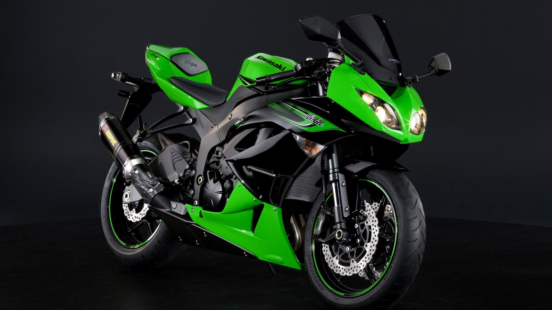 интерьер картинки с мотоциклами скоростными свет
