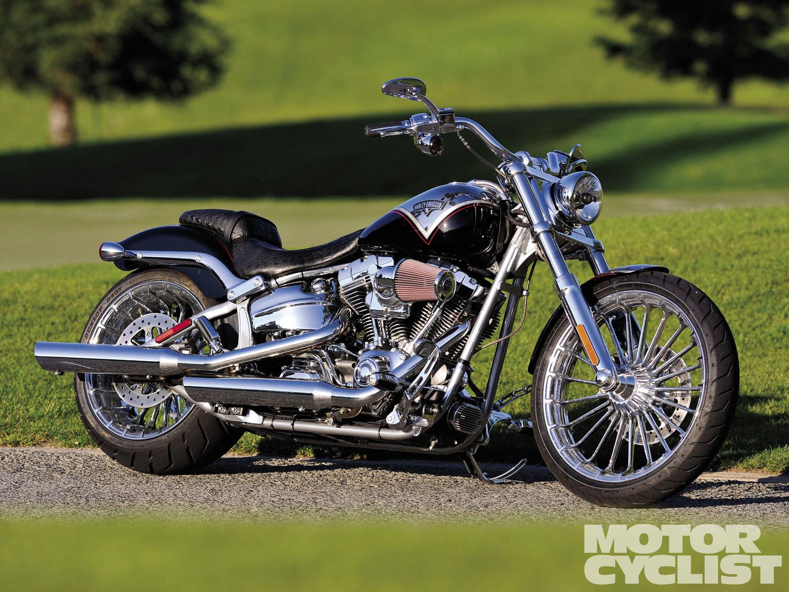 New motorcycle Harley-Davidson - 474.0KB
