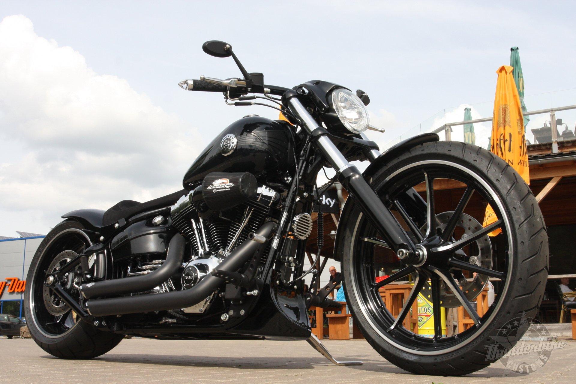 Фото мотоцикла харлей дэвидсон