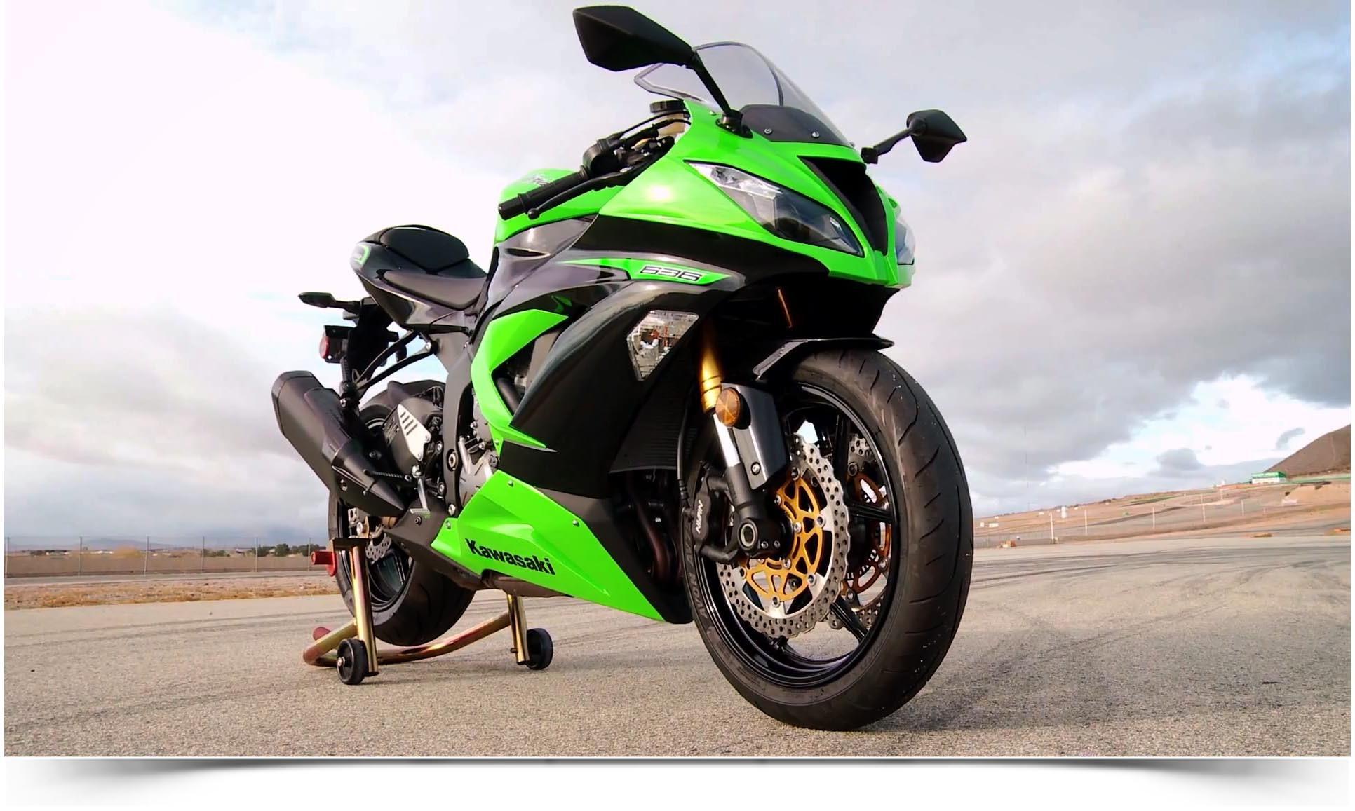 Test Drive A Motorcycle Kawasaki Ninja ZX 6R 636 Performance Wallpapers And Images