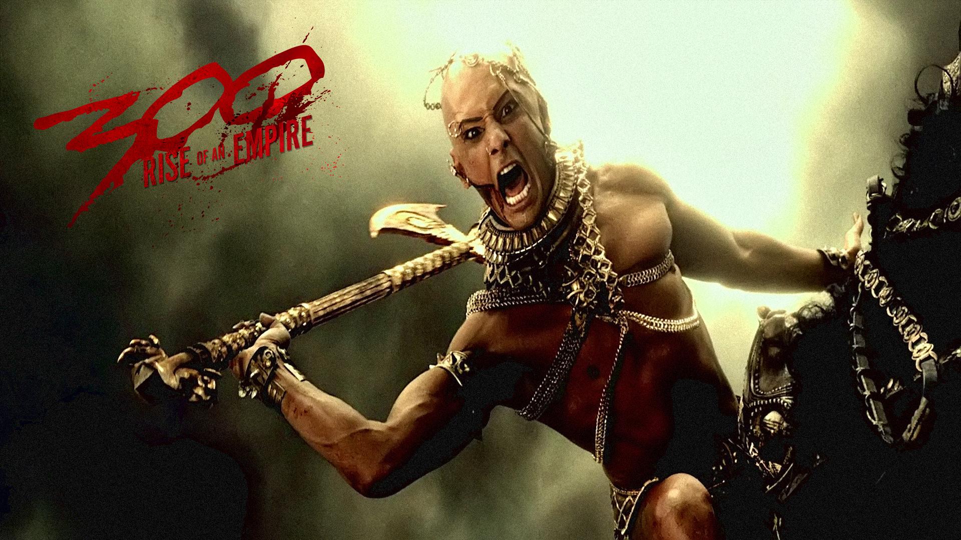 300 спартанцев: Расцвет империи Ксеркс - обои для рабочего стола ...
