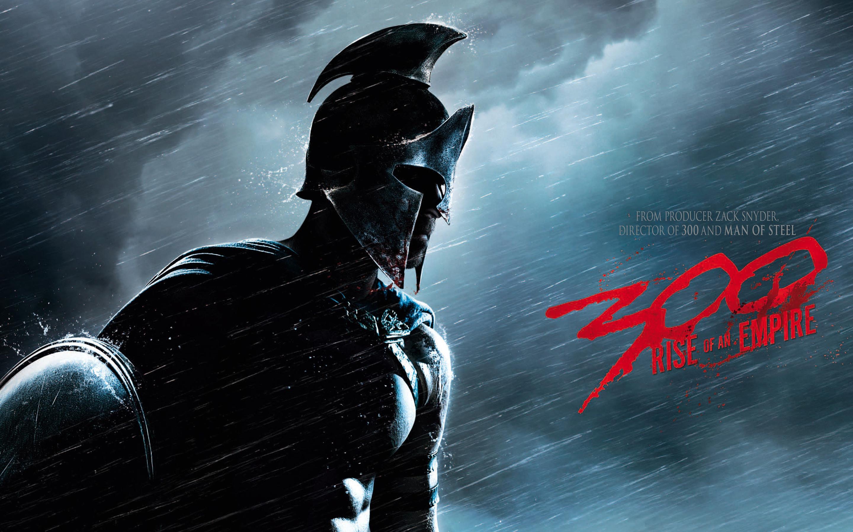 300 спартанцев: Расцвет империи постер фильма - обои для рабочего ...