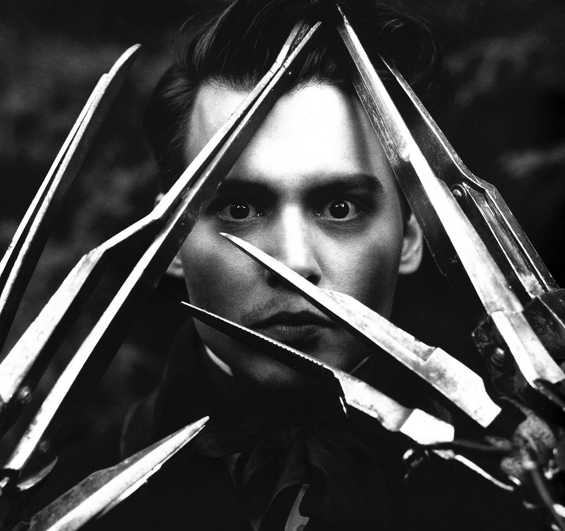 эдвард руки ножниц картинки реале выглядим ведем