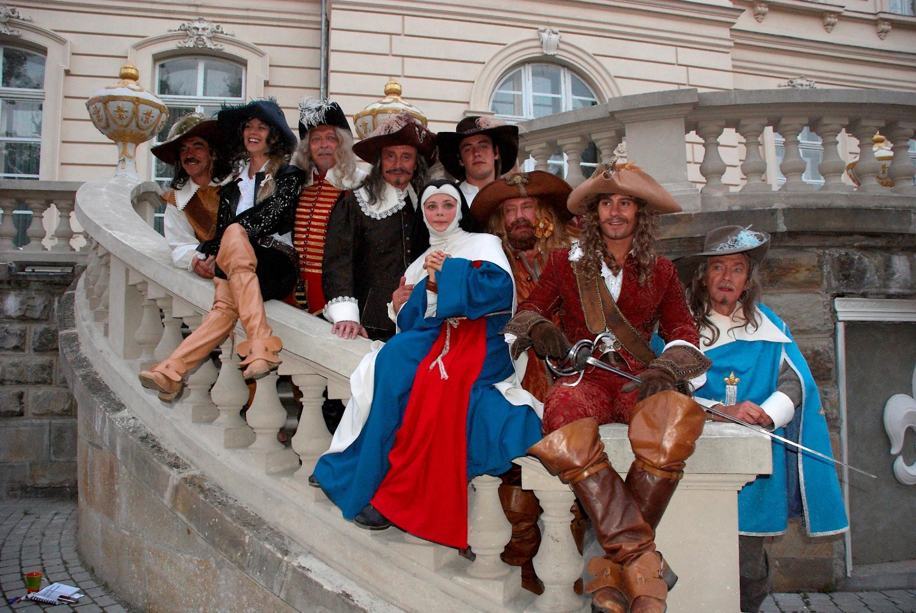 Фото с вставленными лицами для коллектива