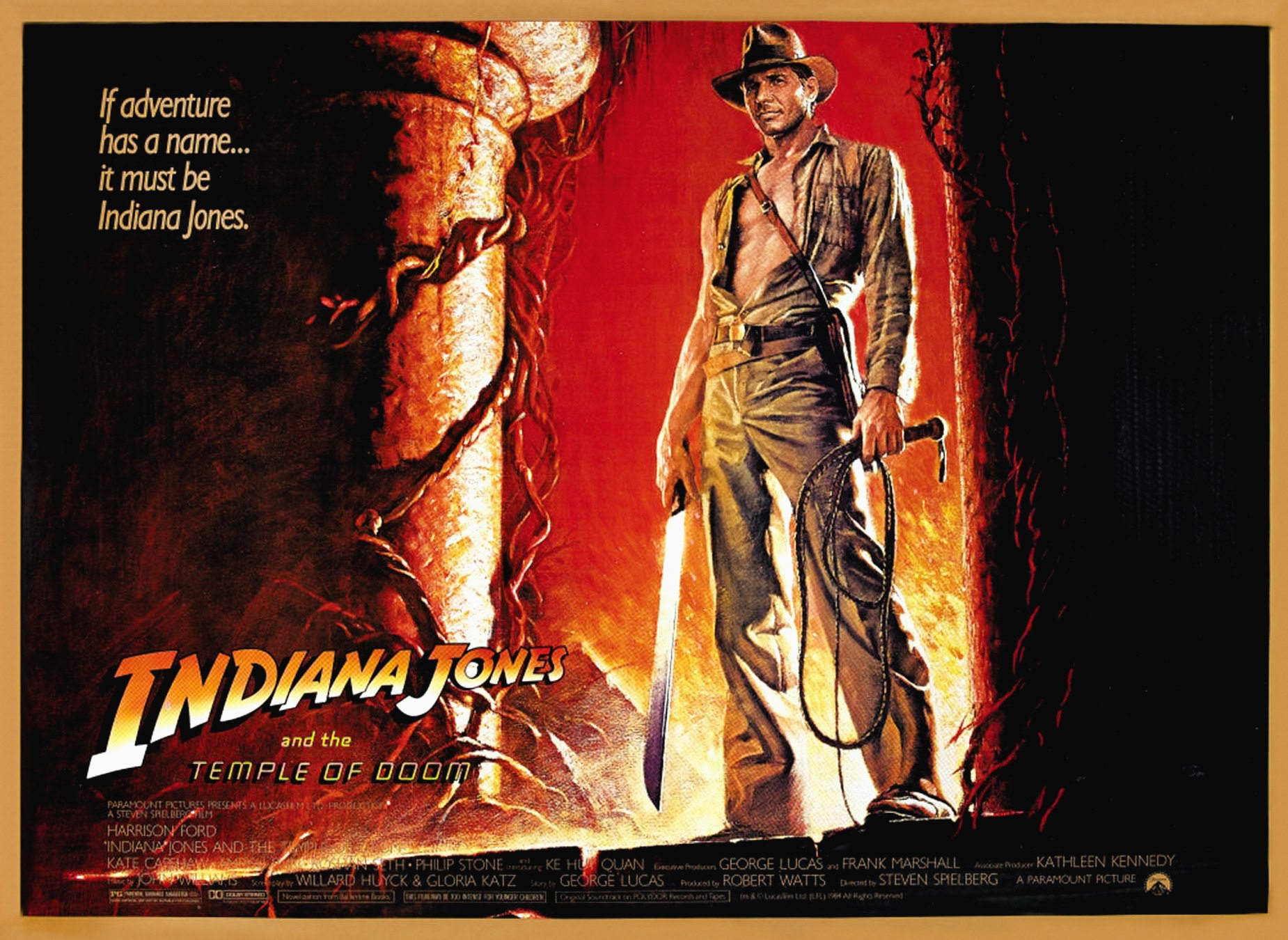 35 - Indiana Jones and the Temple of Doom - La boite verte