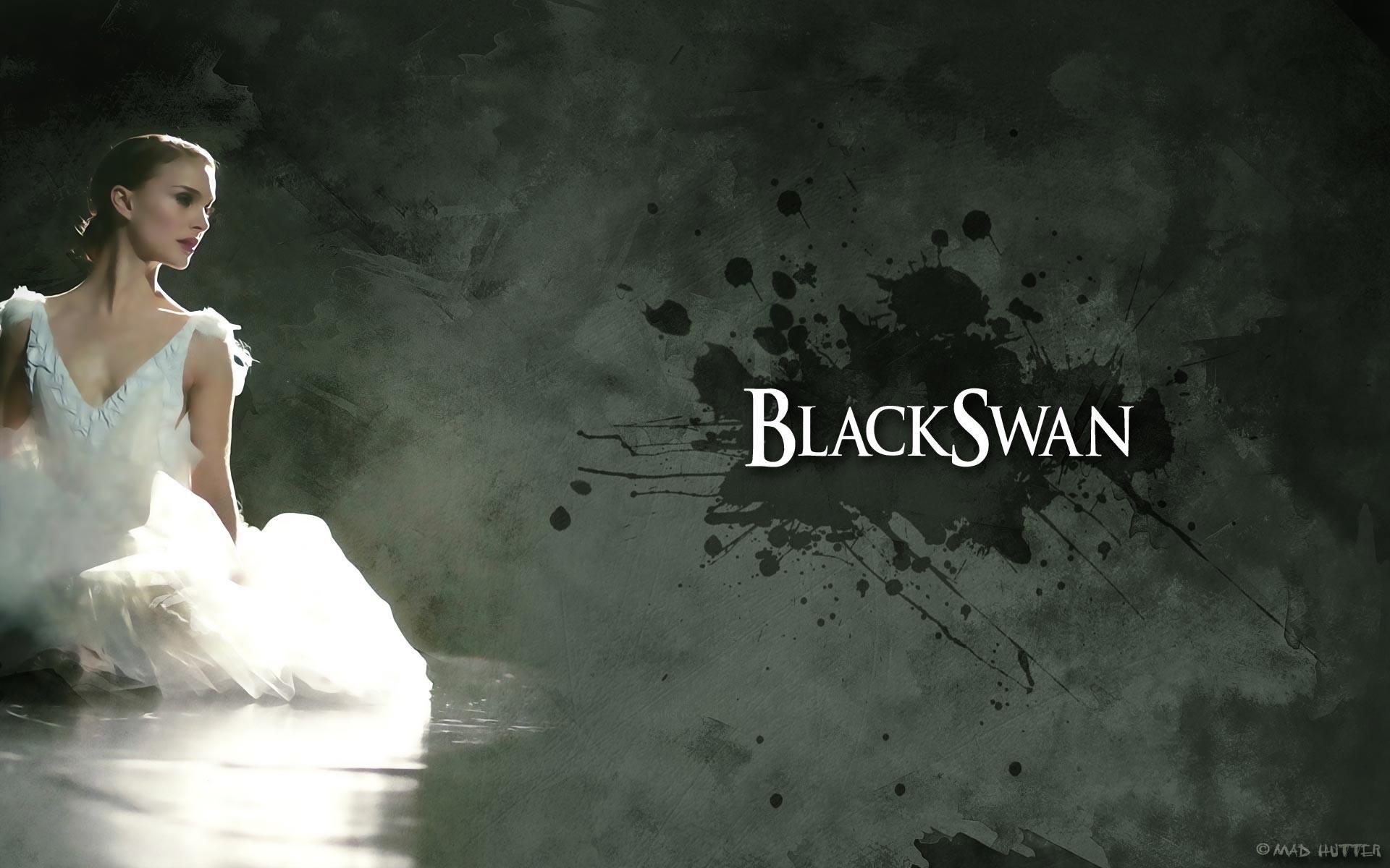 из фильма черный лебедь