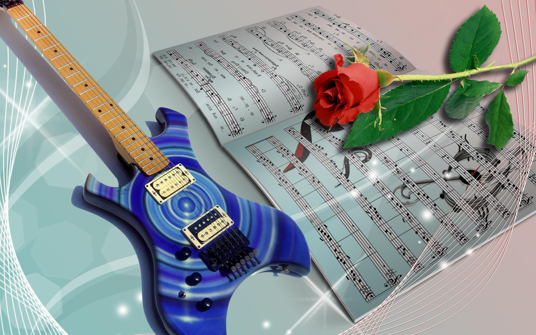 День рождения музыканта открытки стильные