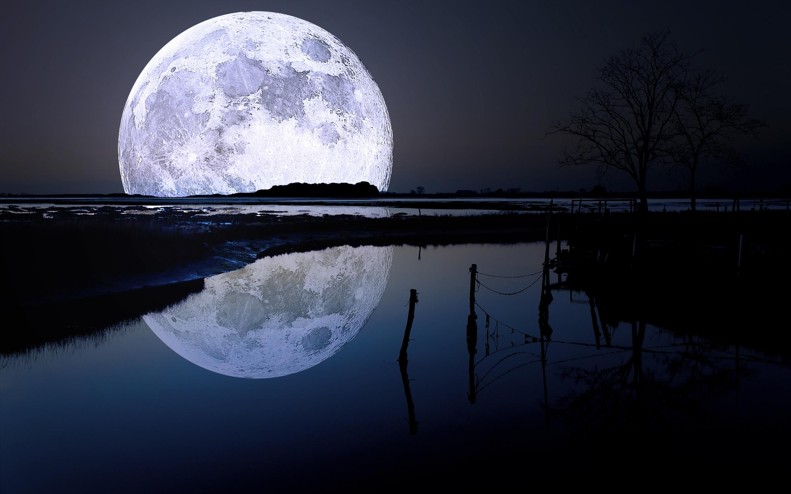 сайт картинок луны очистить, разрезать вдоль