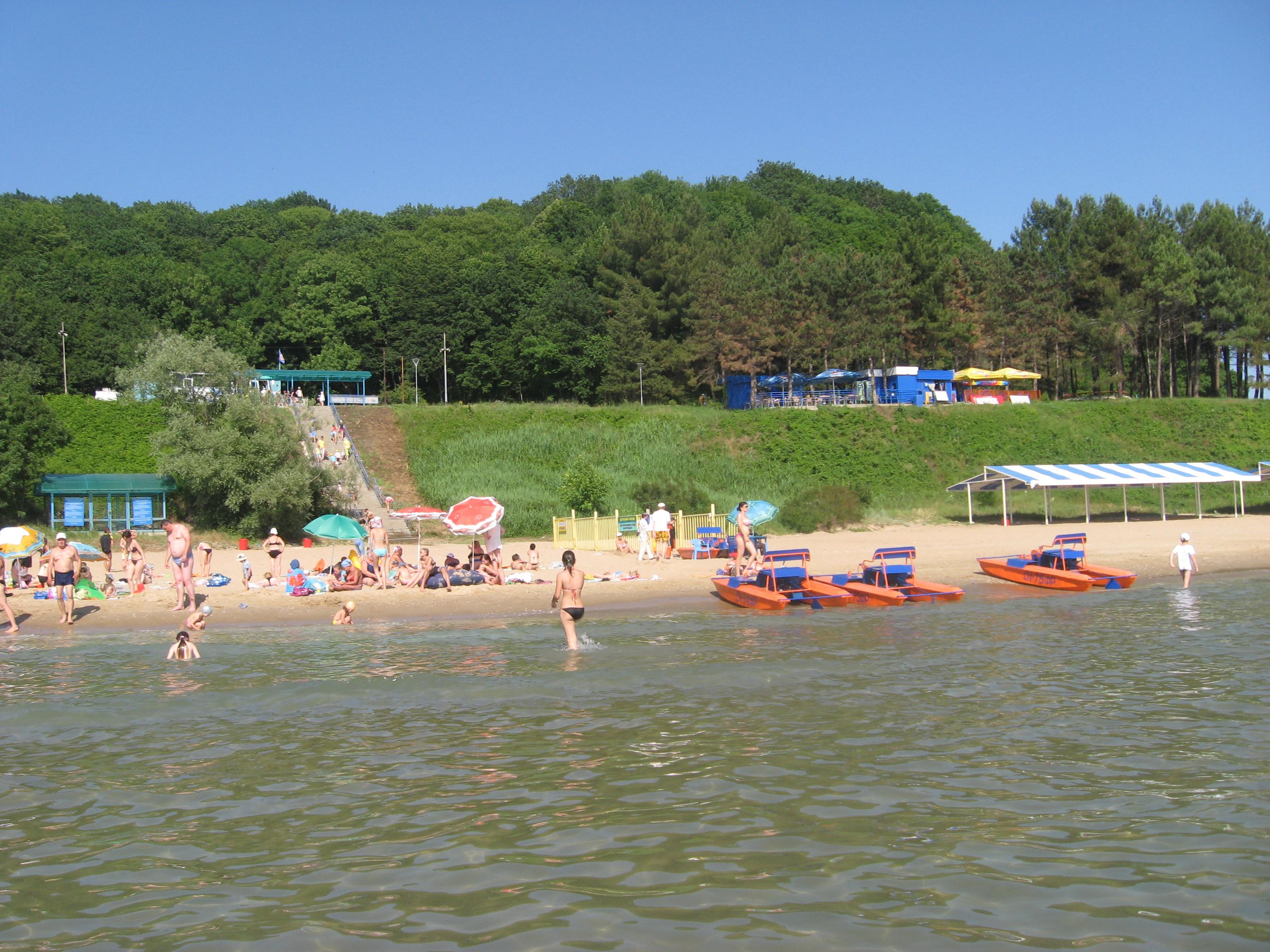 Золотой песок пляж лермонтово фото