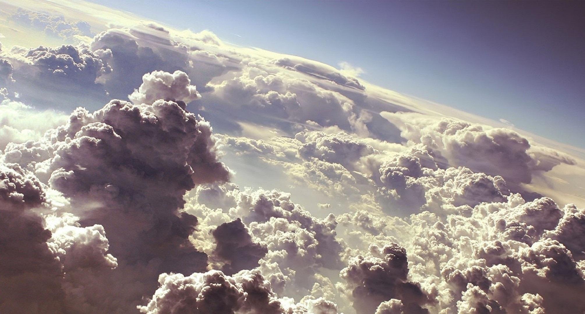 Fondos para fotos de nubes 38