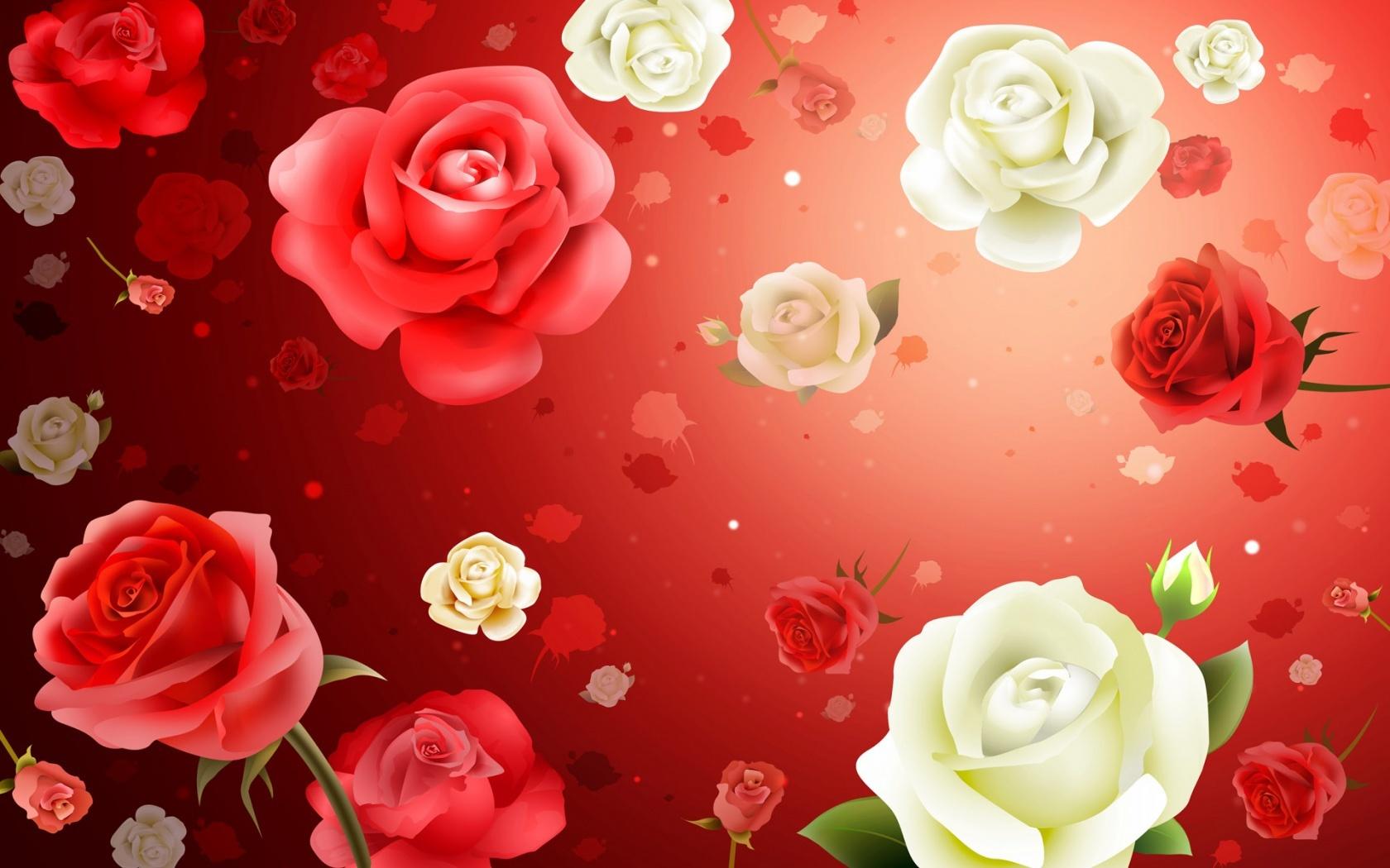 Сюрпризом своими, обложка для открытки цветы