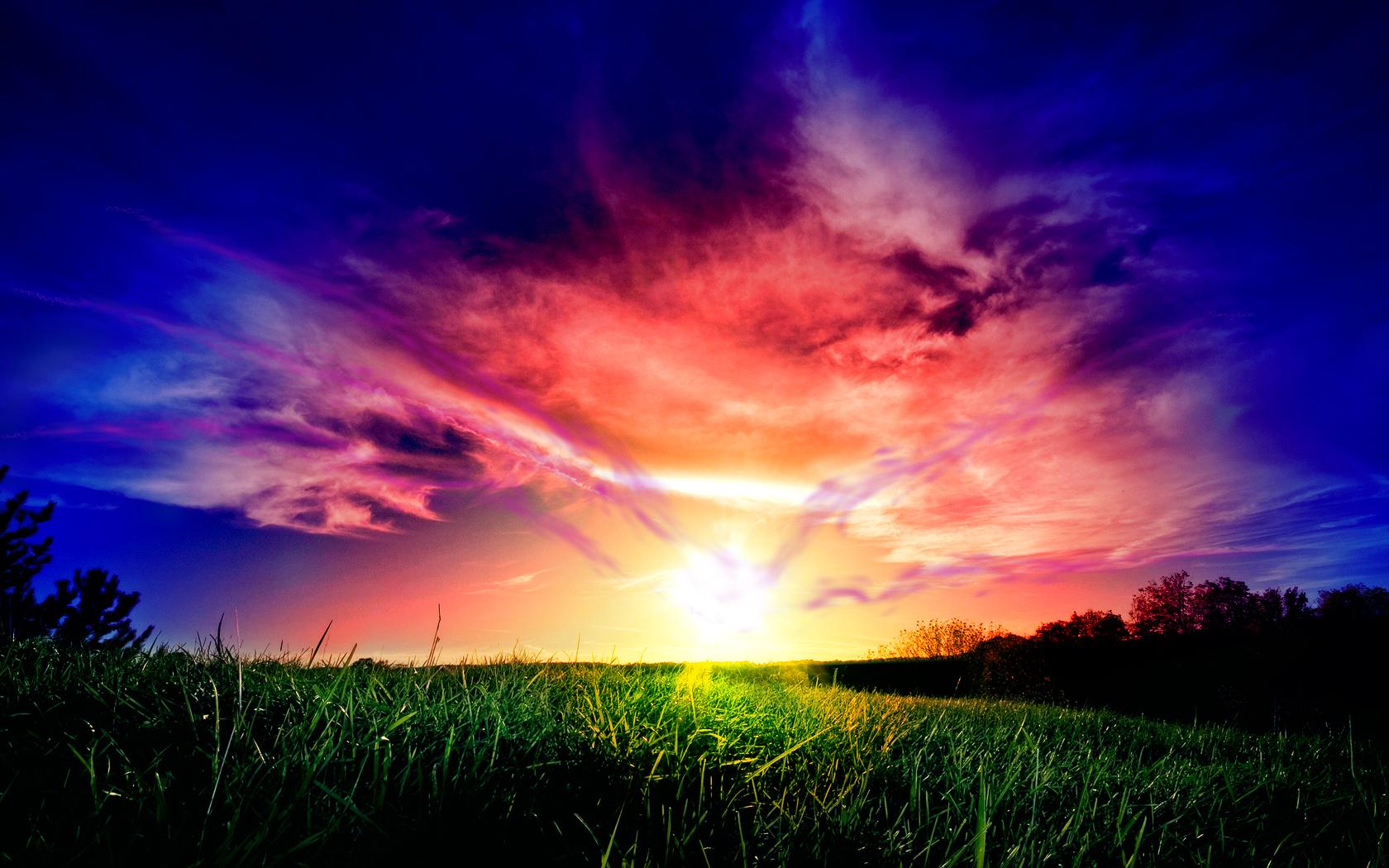 Солнце картинки красивые