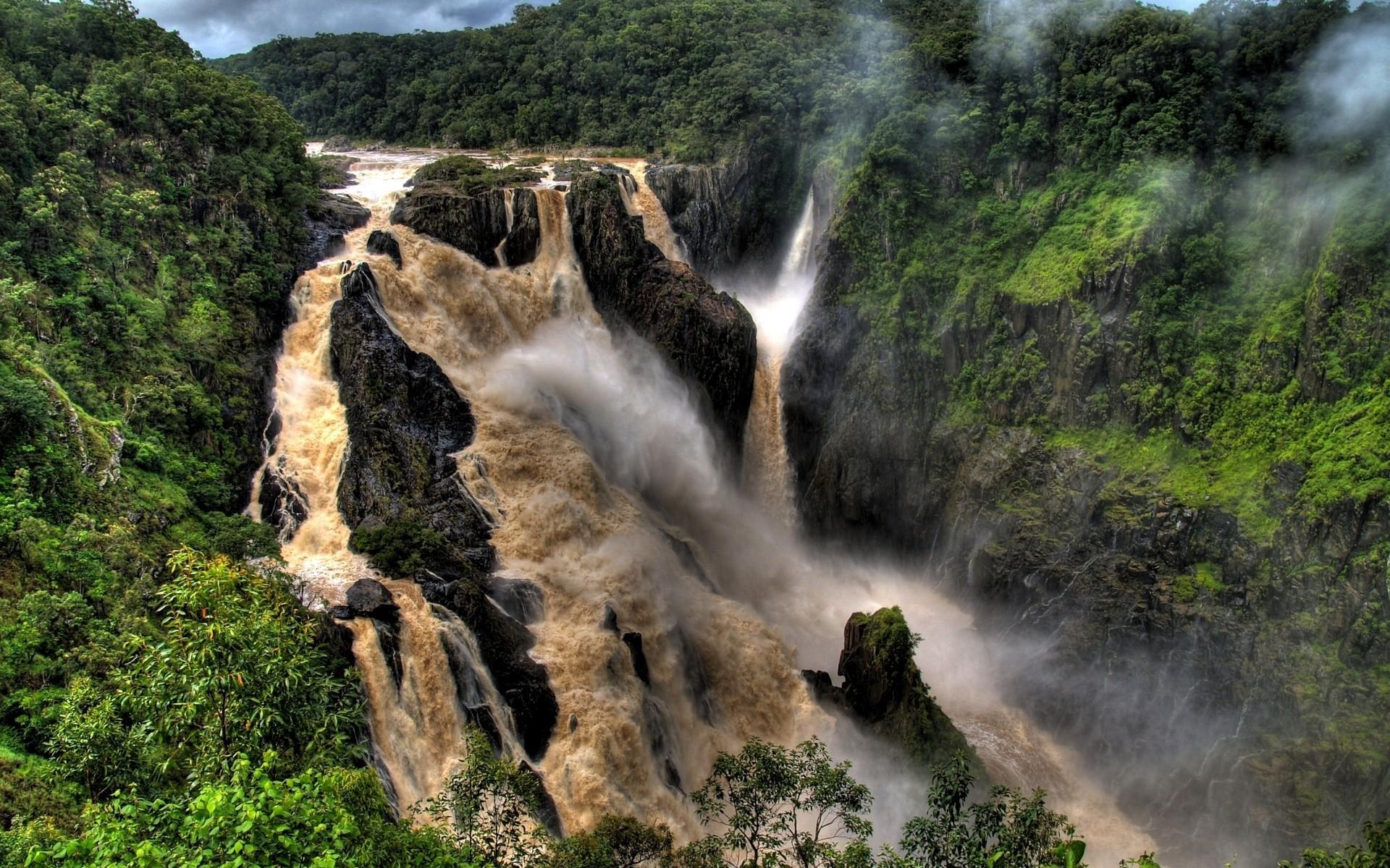 фото с водопадами какой стране каком