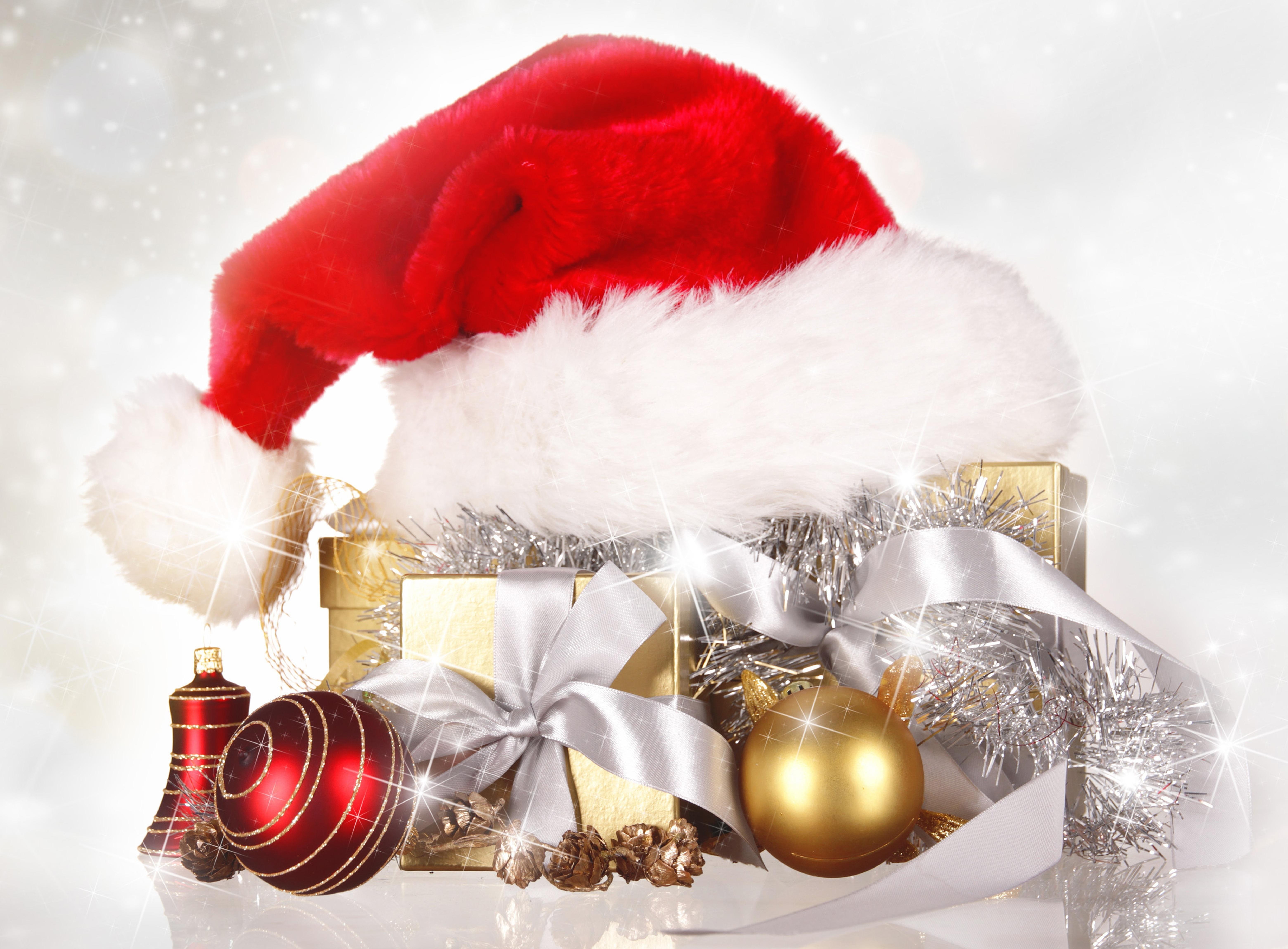 Картинка подарочные новогодние, добрым утром приятных