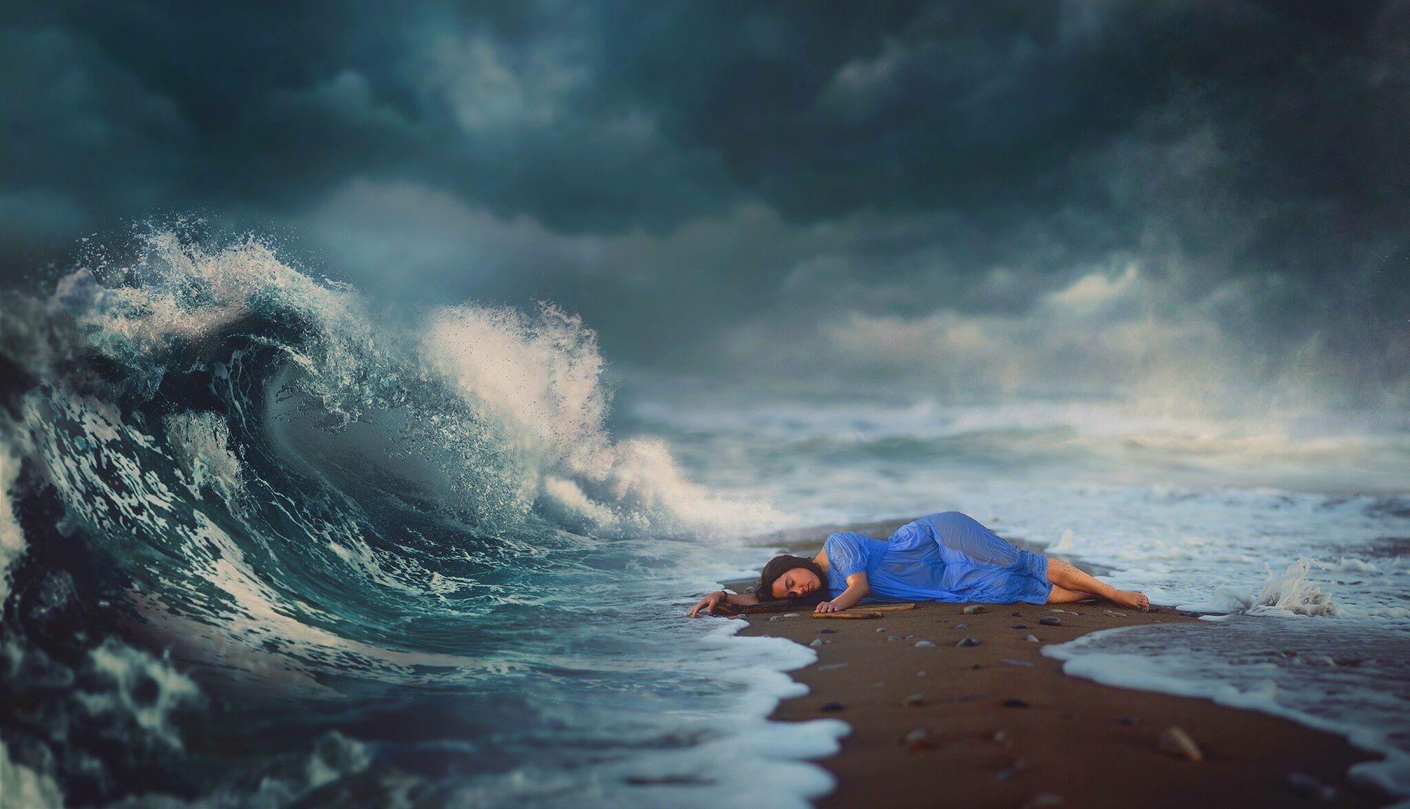 Сонник астромеридиана к чему снится волна по соннику если же волна накрывает во сне с головой — значит, успех и удача обойдут стороной.