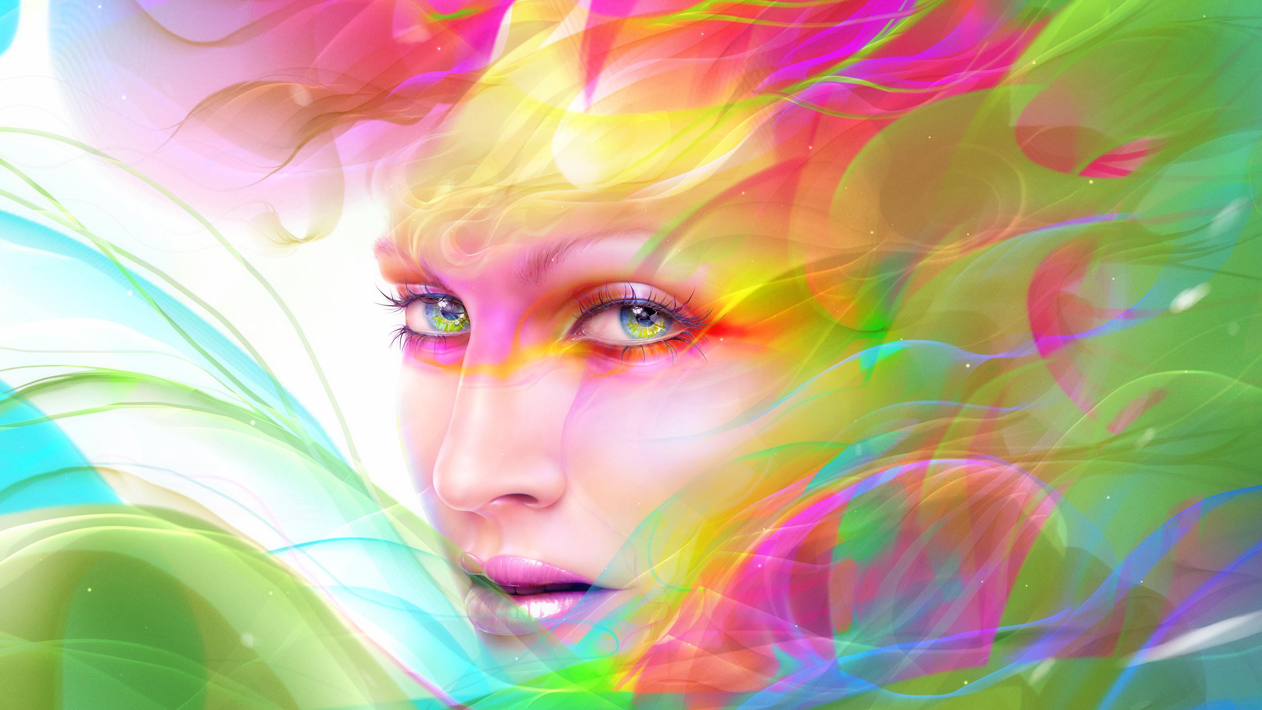 Картинки абстракция аватар