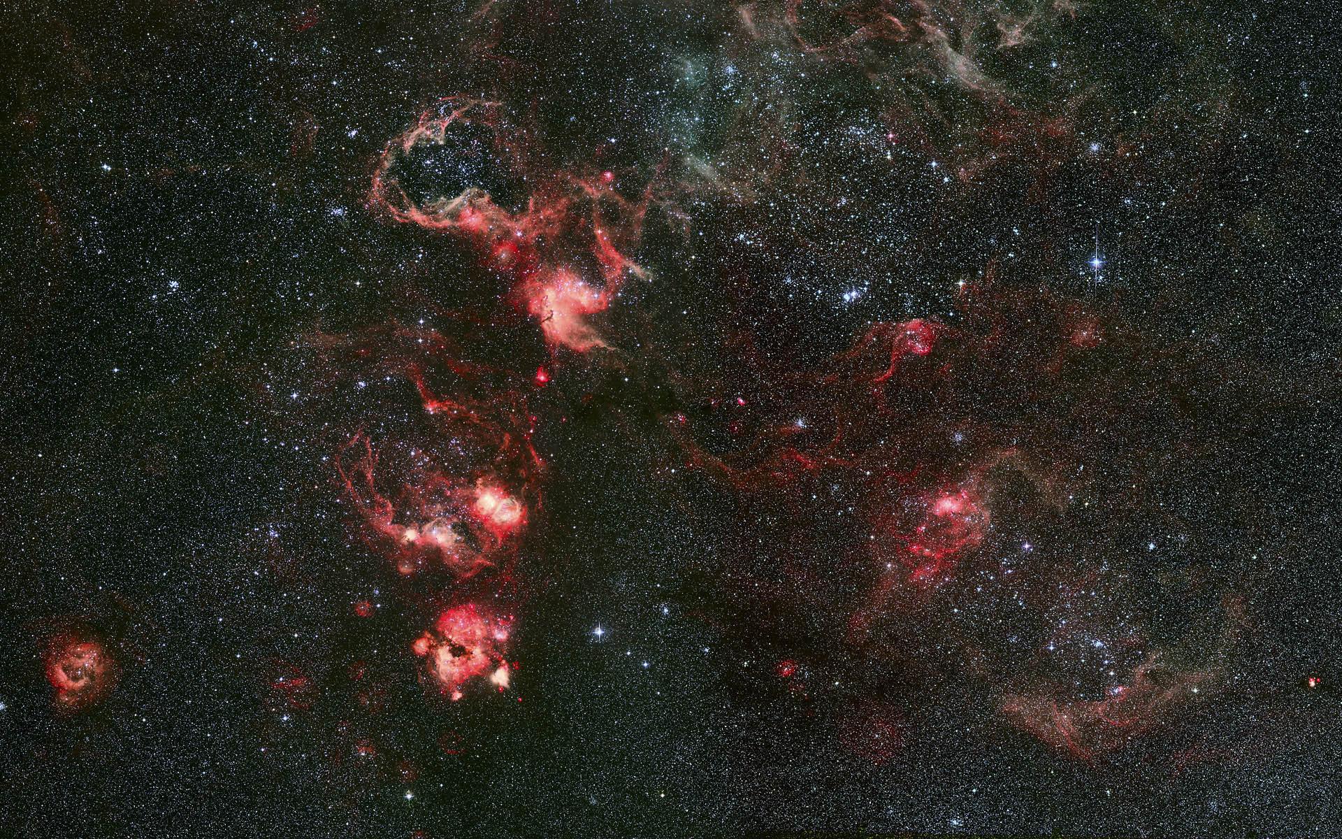 tarantula nebula wallpaper - photo #11