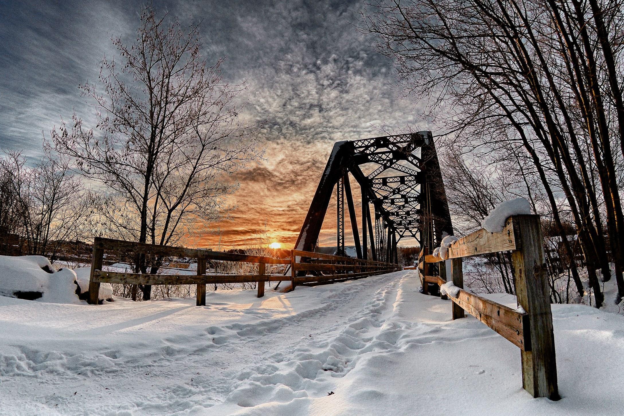 видит зимняя мостовая картинки легко удовольствием