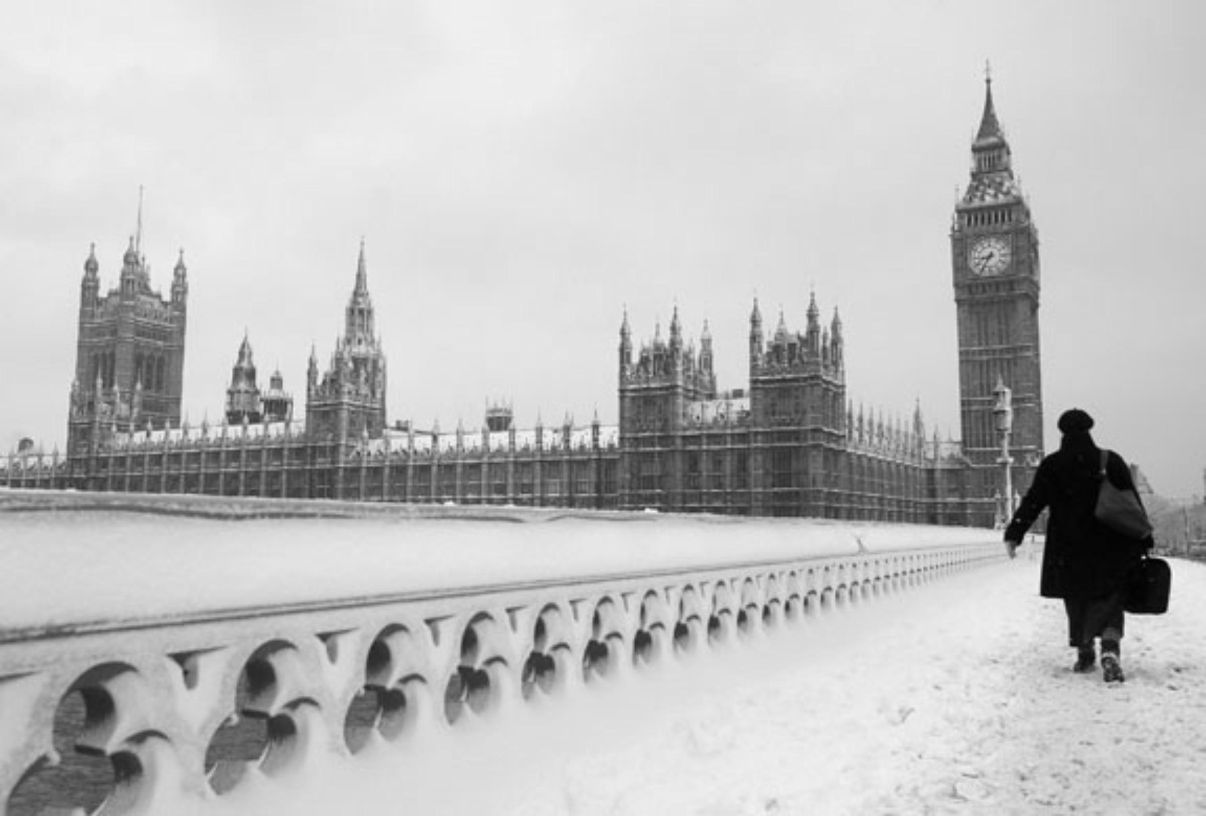 London Winter Wallpaper London Big Ben 2400x1624