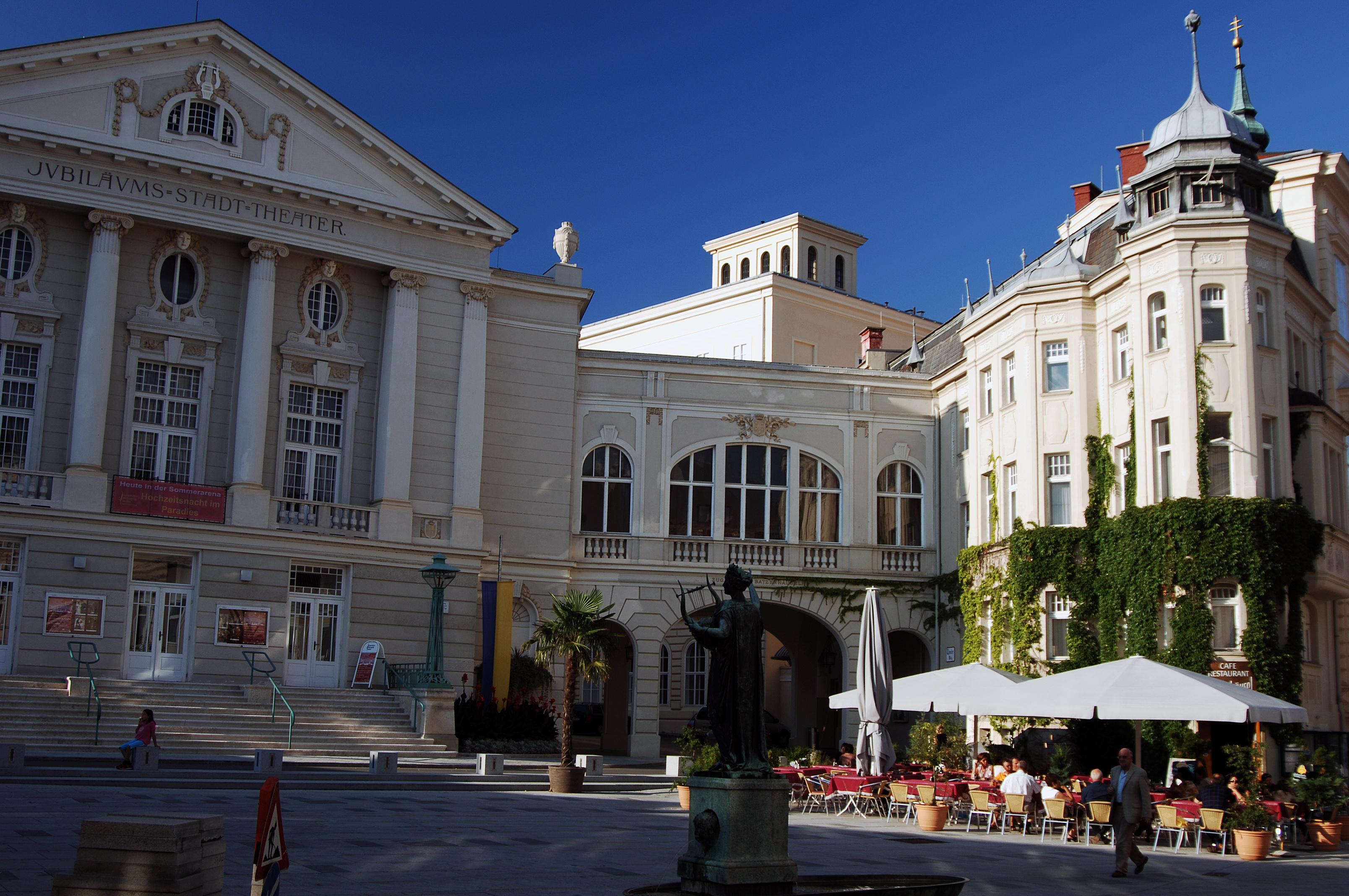 Hotels In Baden Bei Wien