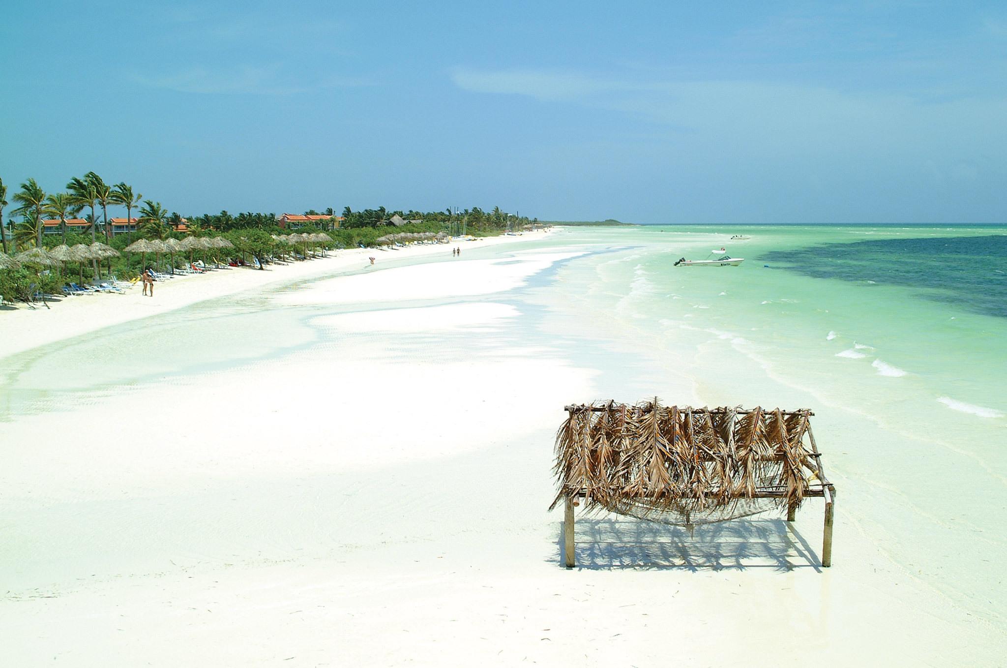 Cayo Guillermo - Cuba | Cuba beaches, Cuba holiday, Cayo ...  |Beach Cayo Guillermo Cuba