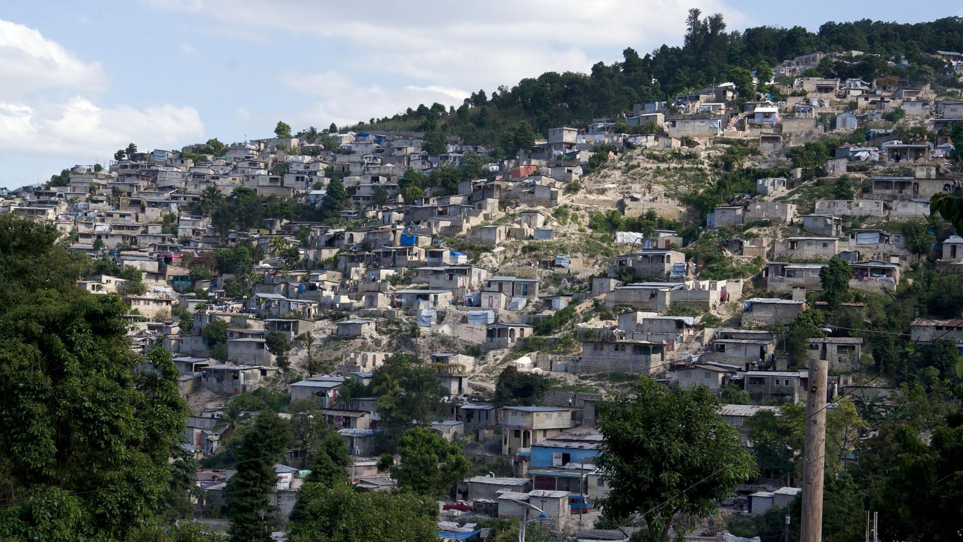 гаити фото города зависимости освещения