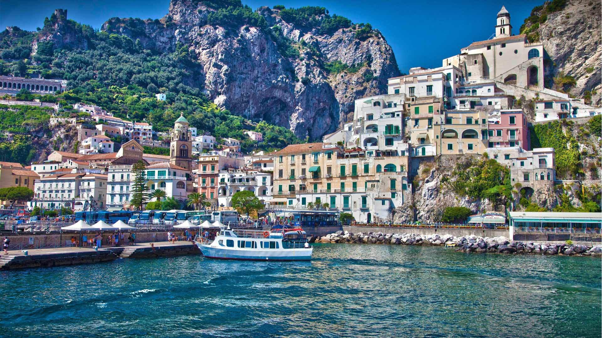 Италия широкоформатные картинки
