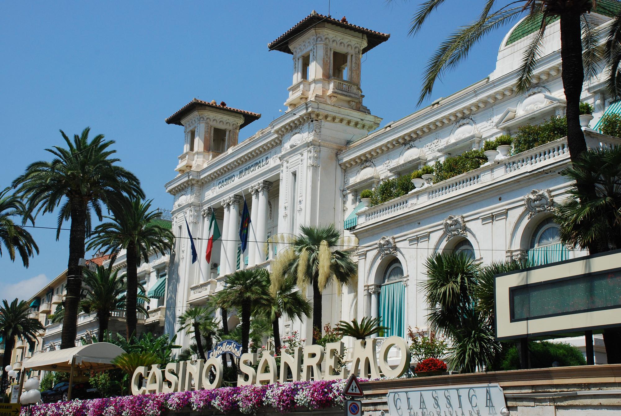 Sanremo Hotel De Paris