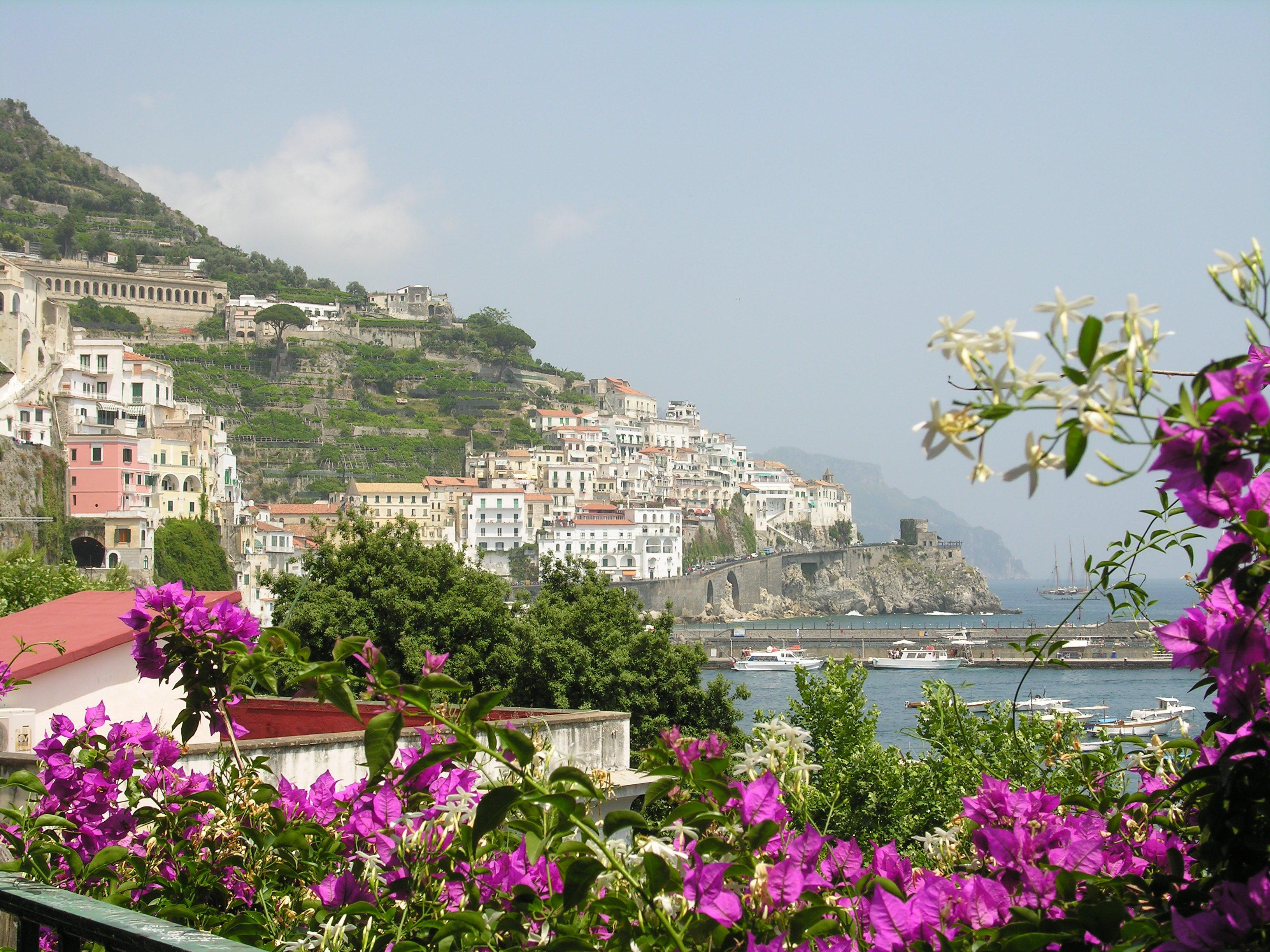 них картинки весенняя природа средиземноморье таким рисунком могут