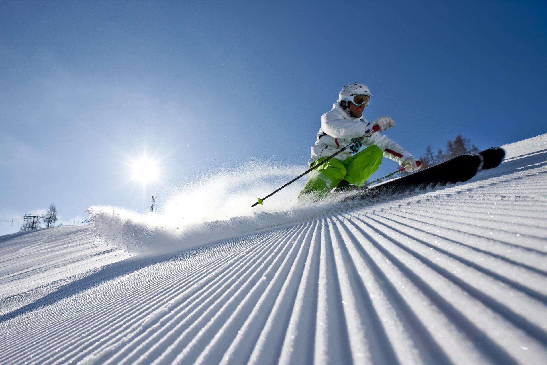 Ski resort val gardena italy wallpapers and images - Ski wallpaper ...
