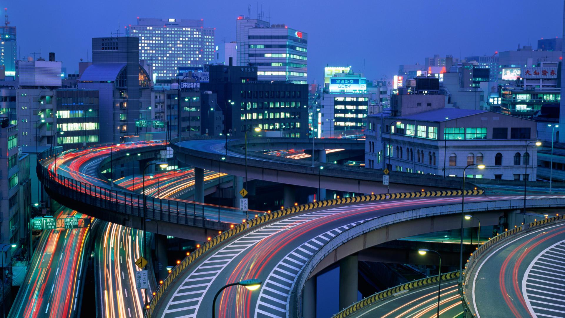south koreas hi tech city - HD1600×1200