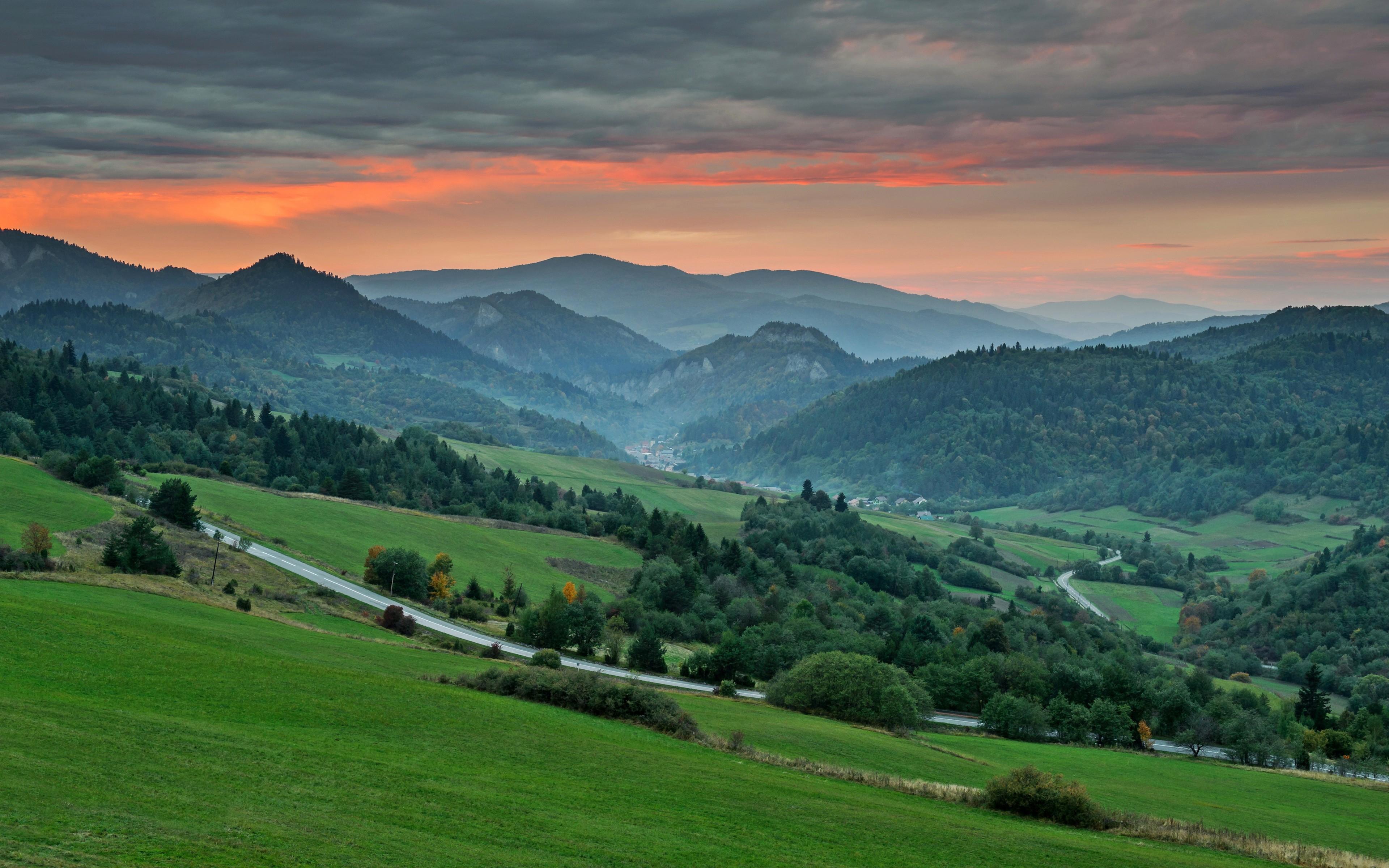 Wielki Lipnik, Prešov Region, Slovakia wallpapers and images ...