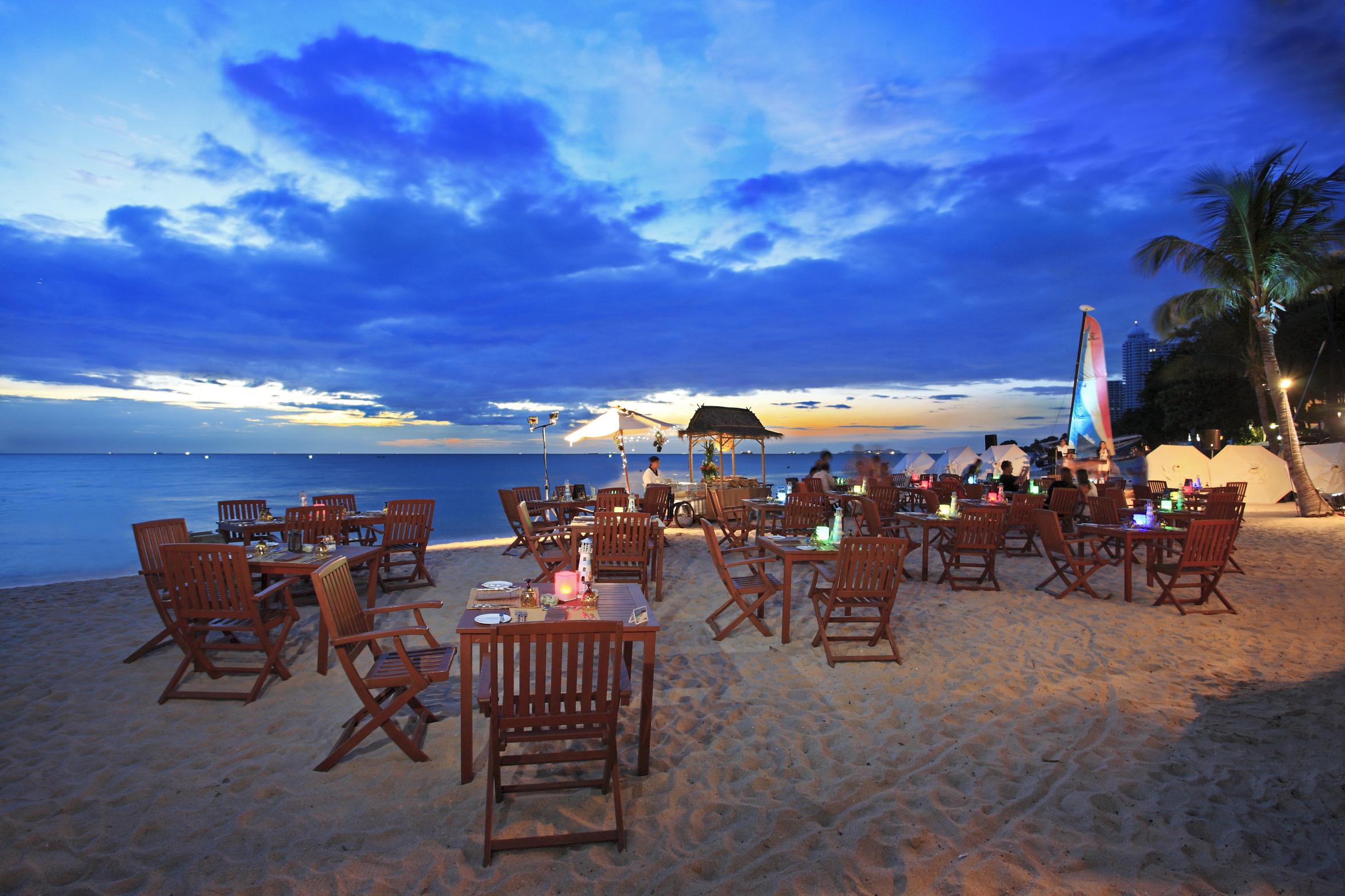 A One Pattaya Beach Resort Review