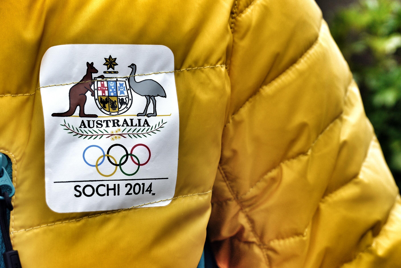 Australia 2014 Australia in Sochi in 2014