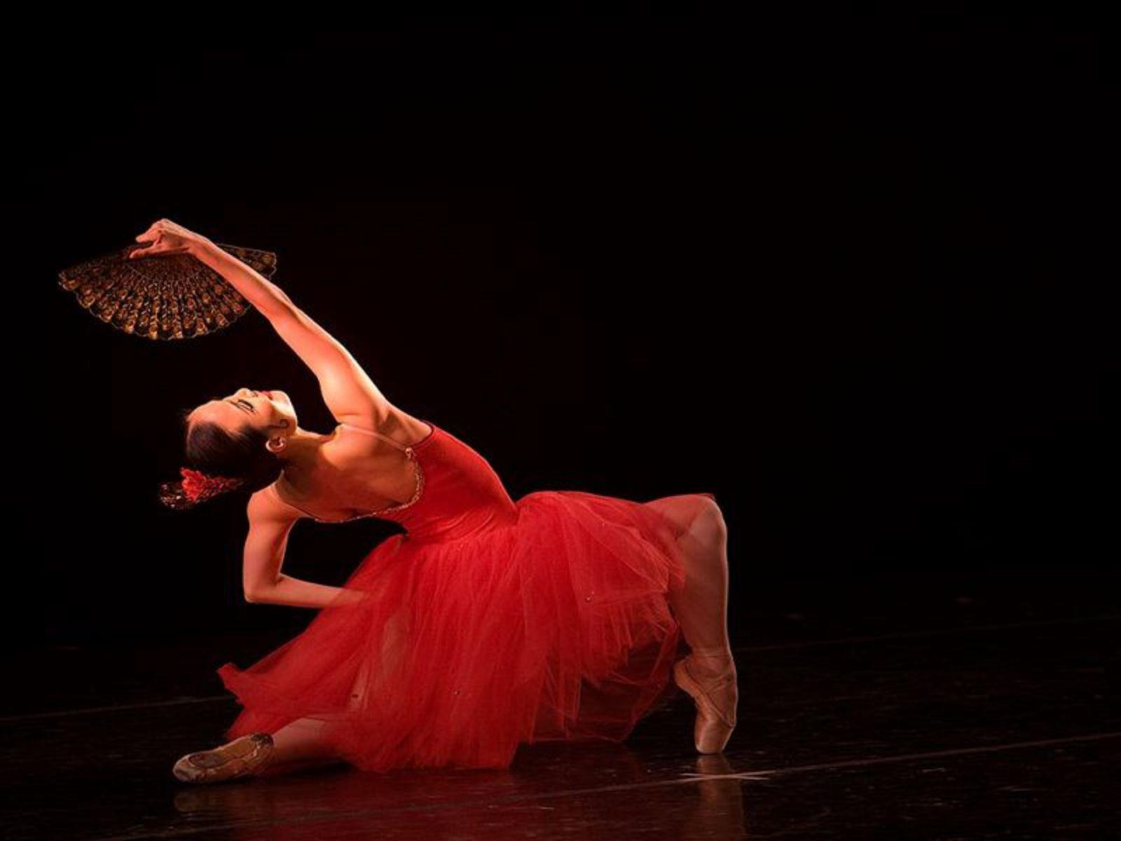 фото с балериной должен говорить